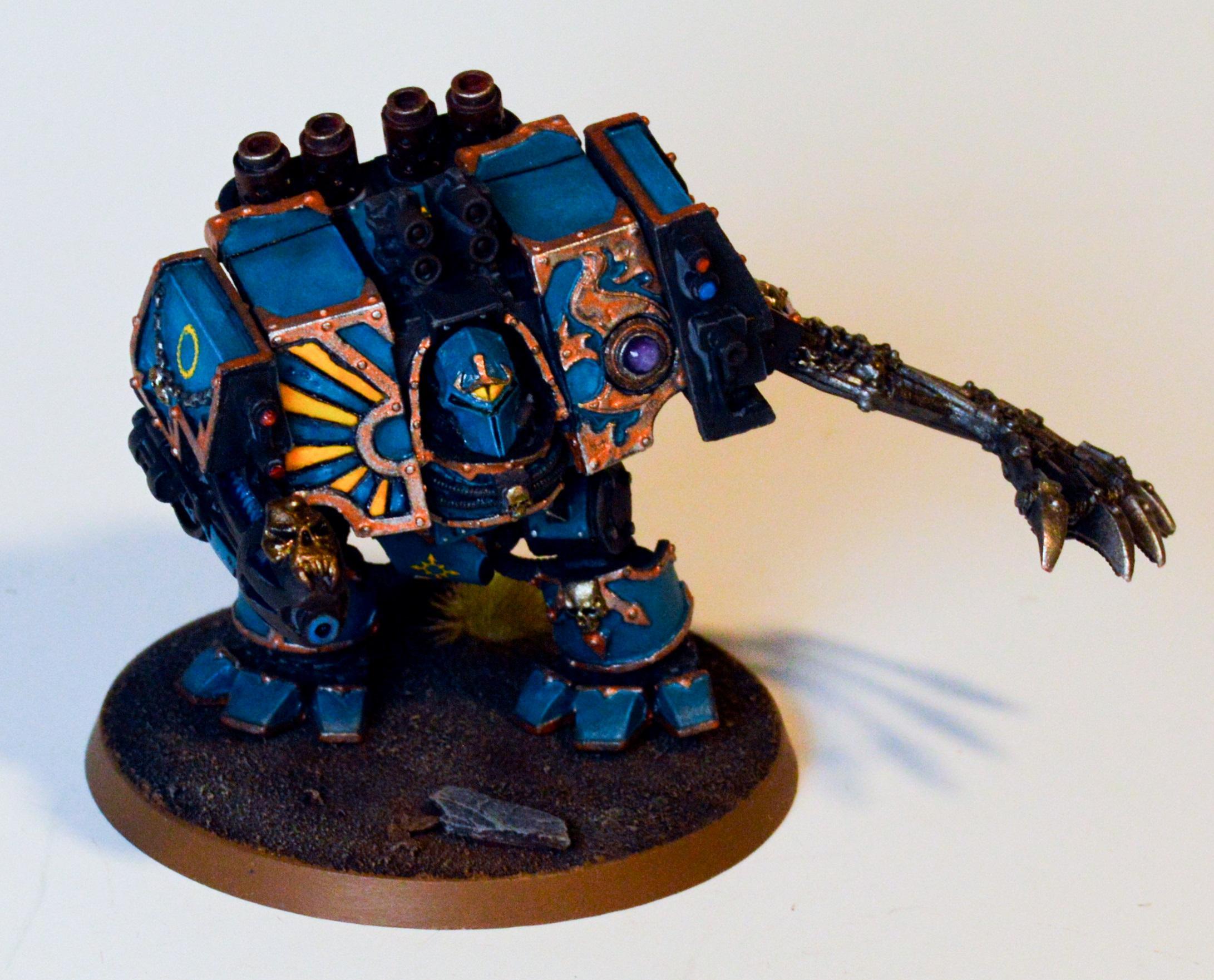 Chaos, Dreadnought, Thousand Sons