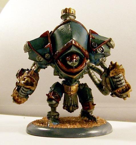Protectorate Of Menoth, Warmachine