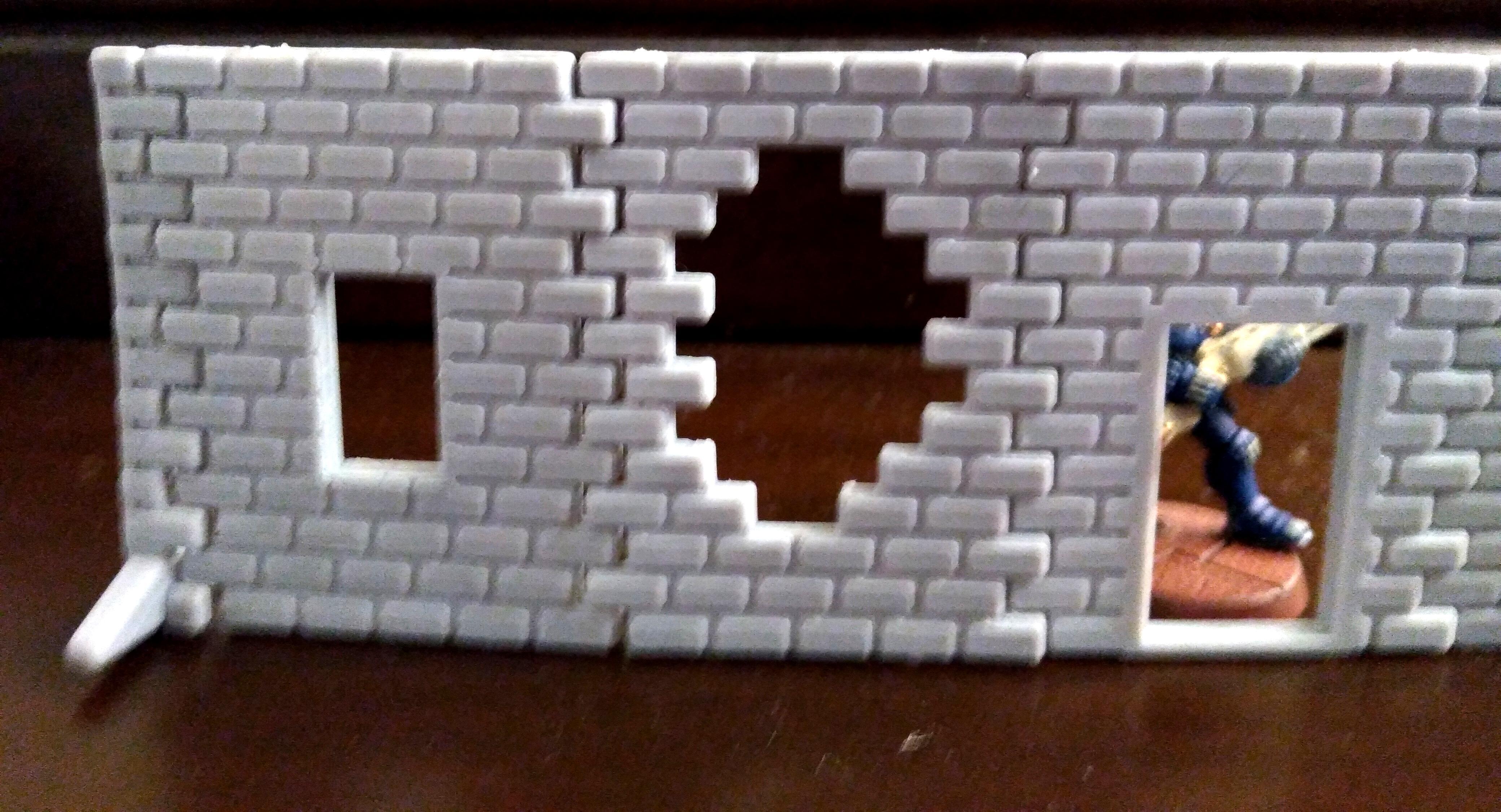 Brick, Proxie, Terrain, Walls