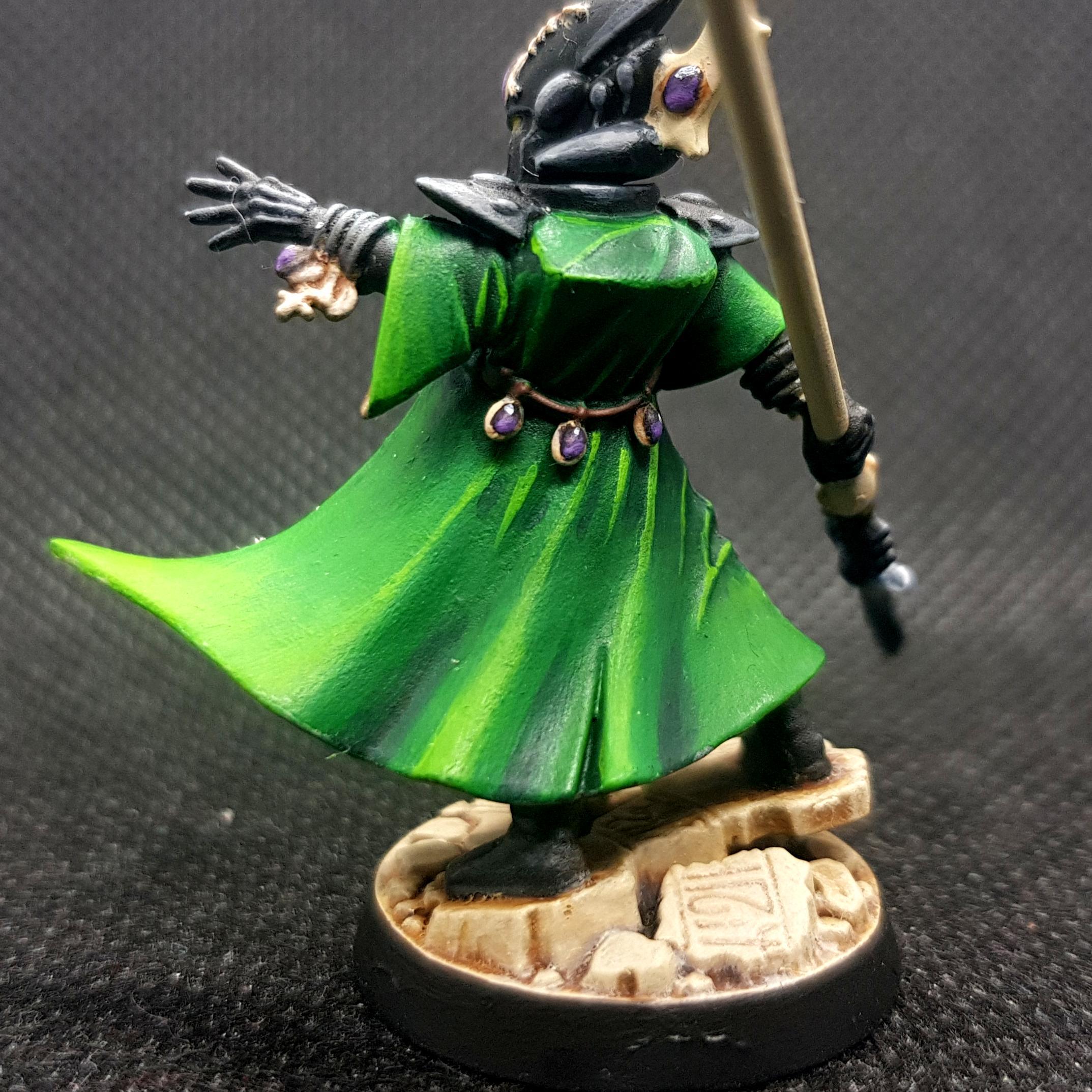 Aeldari, Asuryani, Craftworlds, Eldar, Farseer, Warhammer 40,000, Warhammer Fantasy