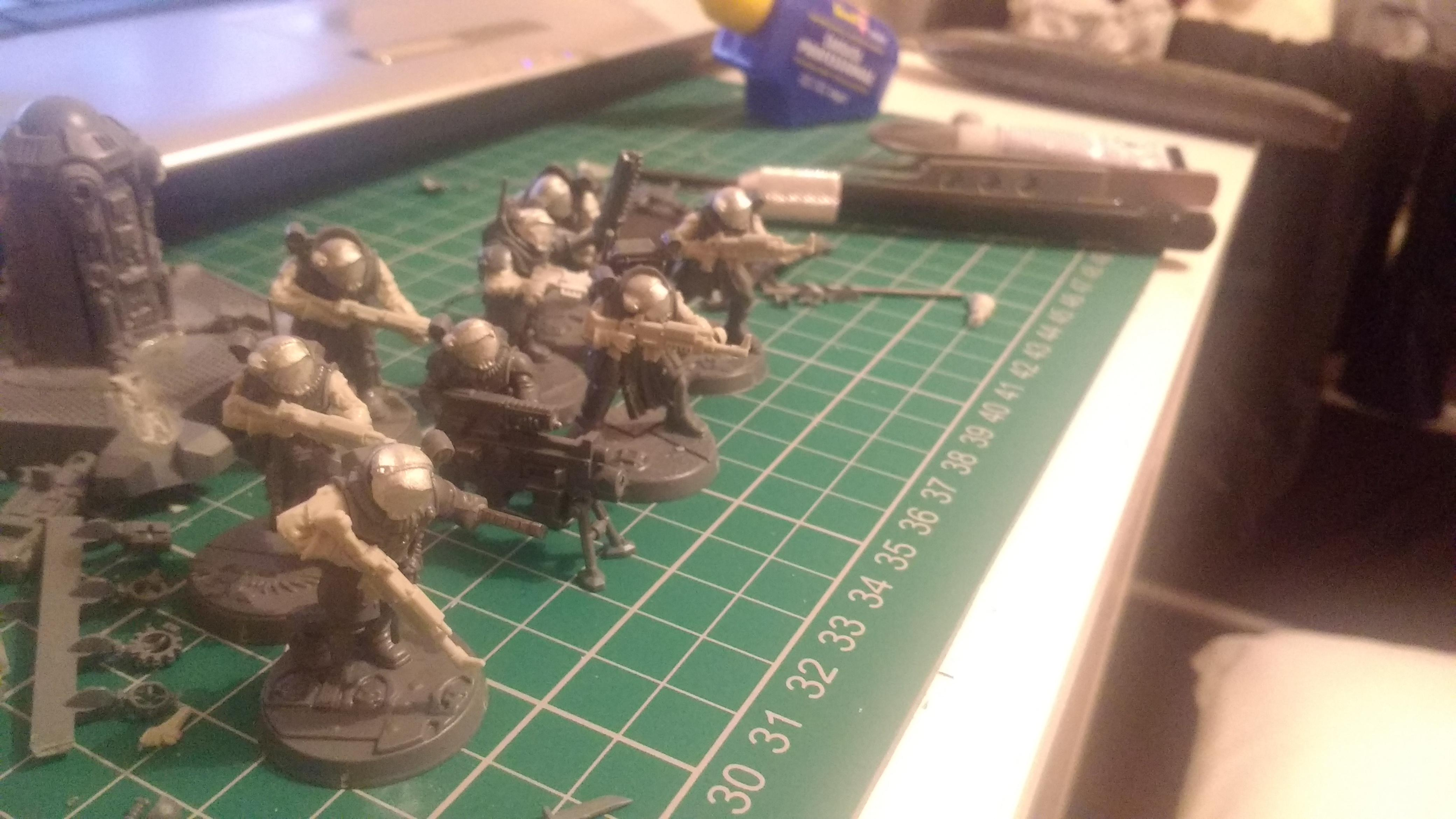 Conversion, Imperial Navy