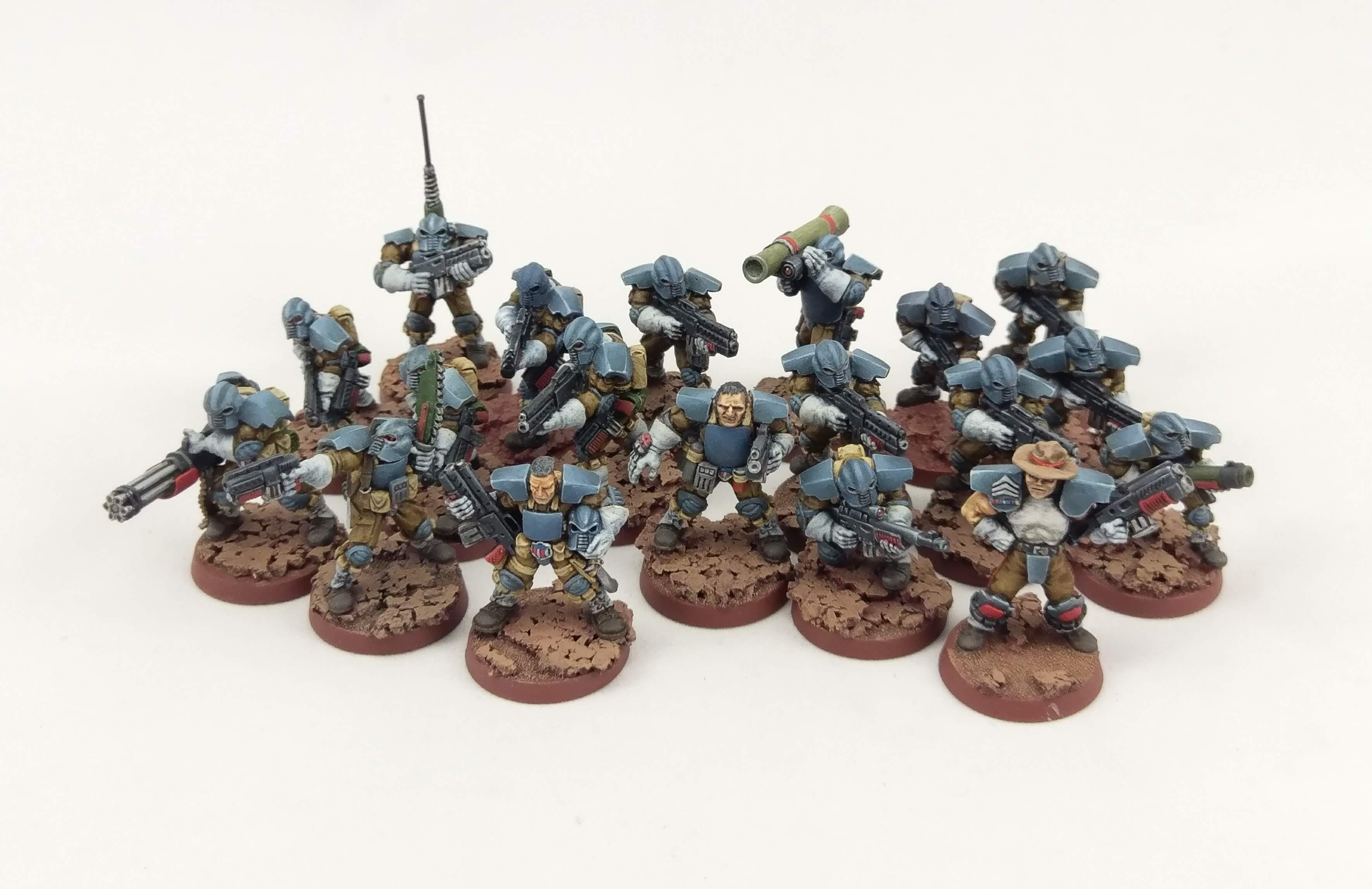 Capitol, Warzone, Warzone capitol heavy infantry