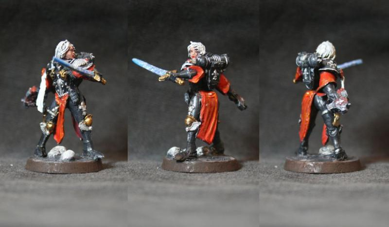 Sisters of Battle Sister Superior