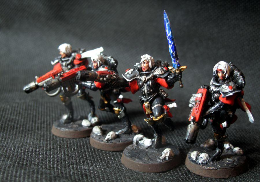 Dominions, Sisters Of Battle