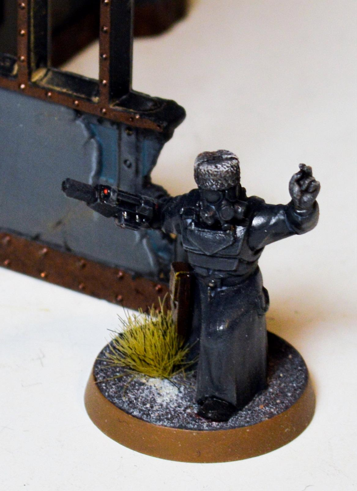 Astra Militarum, Imperial Guard, Valhallans