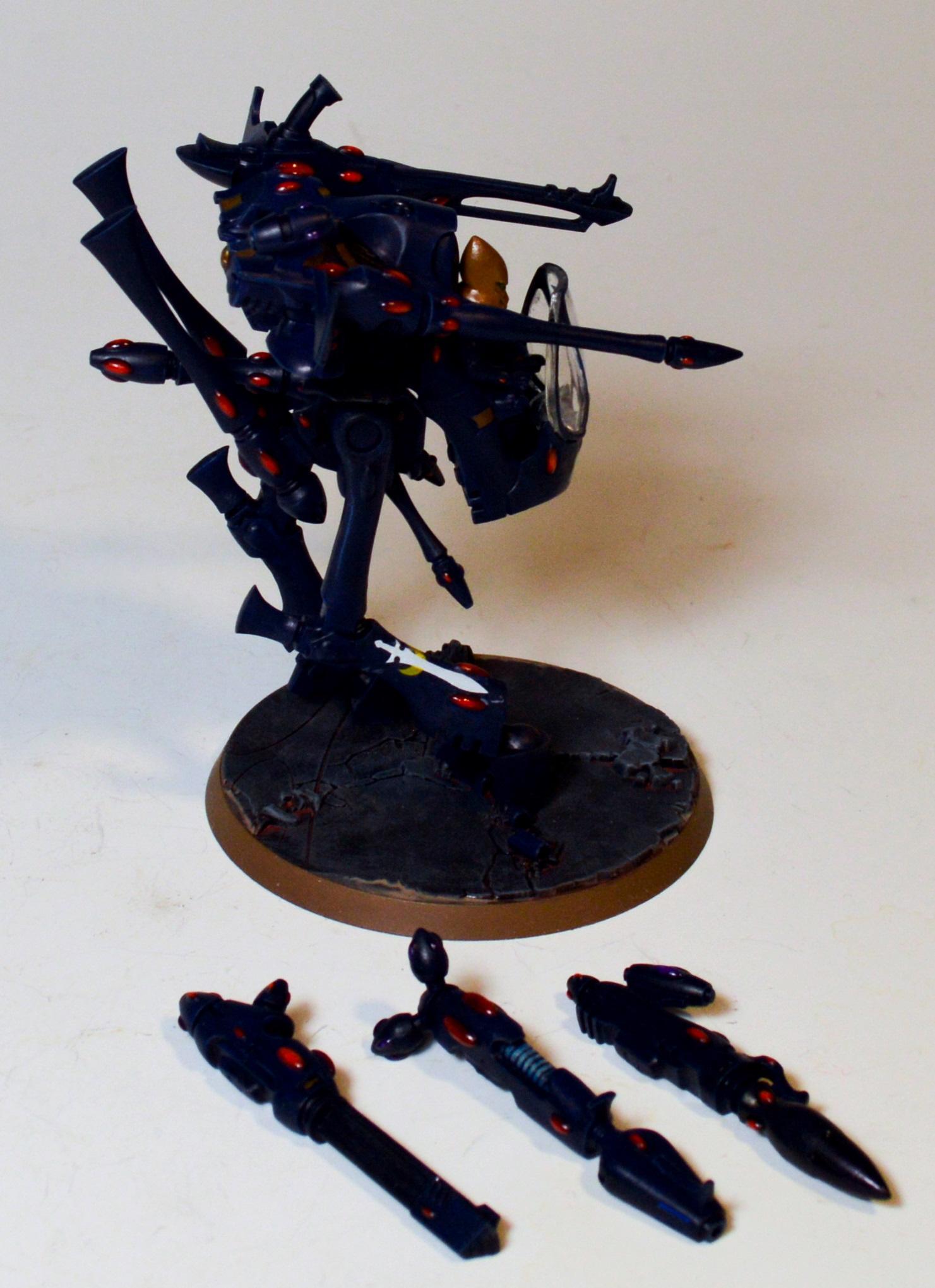 Craftworlds, Eldar, War Walker