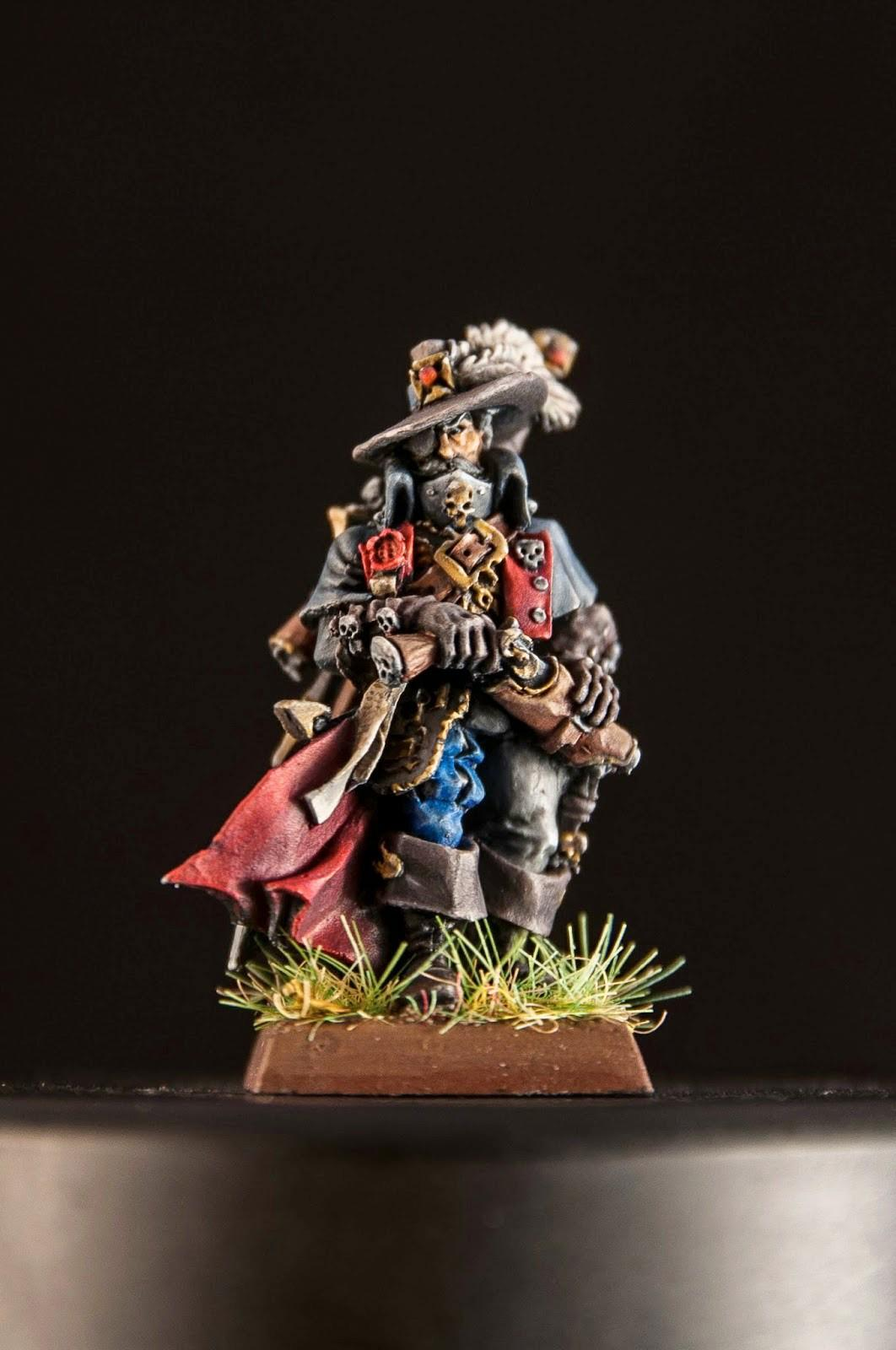 Age Of Sigmar, Empire, Hunter, Undead, Warhammer Fantasy, Witch