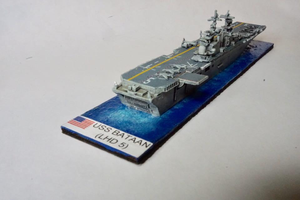 Amphibious Assault Ship, Carrier, Modern, United States