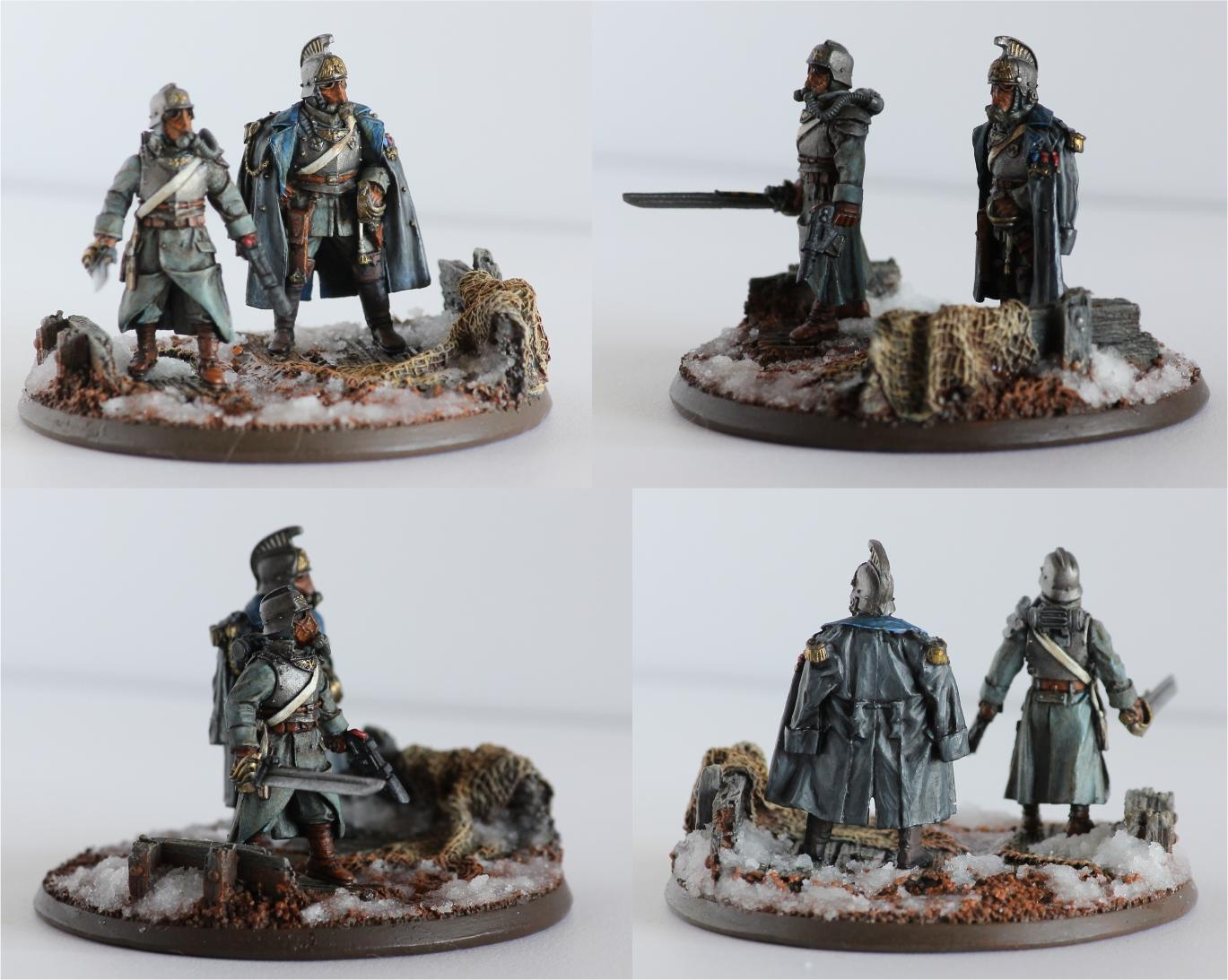 Commander, Death Korps of Krieg, Forge World, Imperial Guard