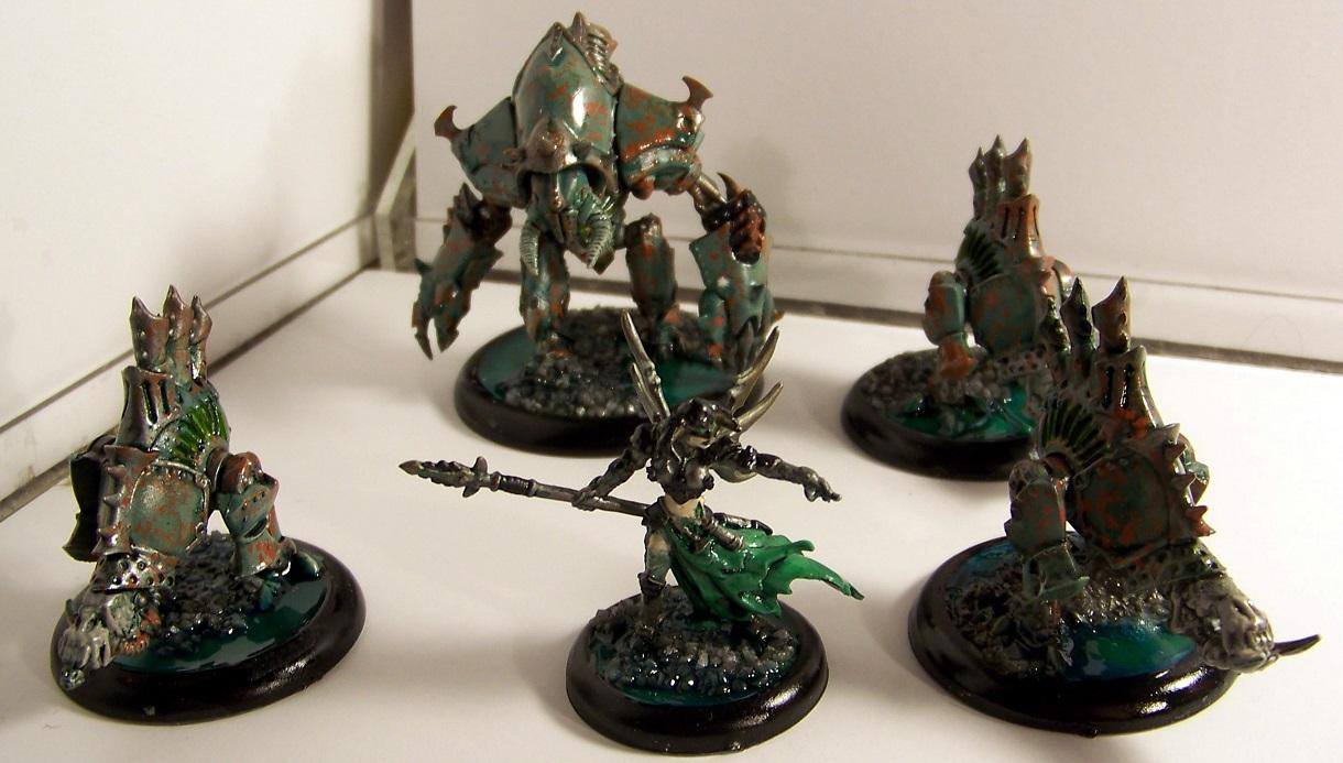 Cryx, Privateer Press, Warmachine