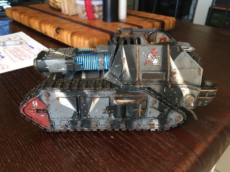 Armor, Customized, Tank Destroyer