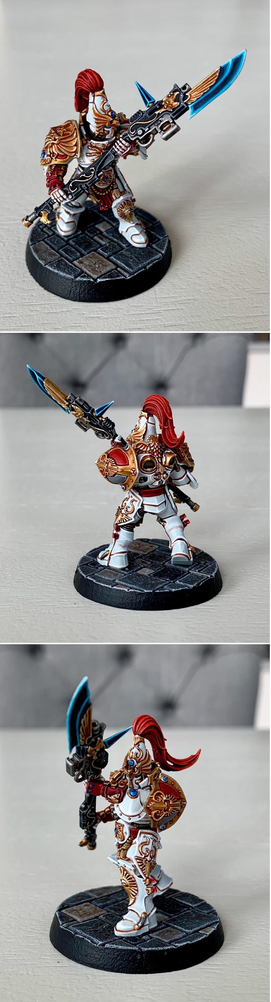 Custodes, Warhammer 40,000