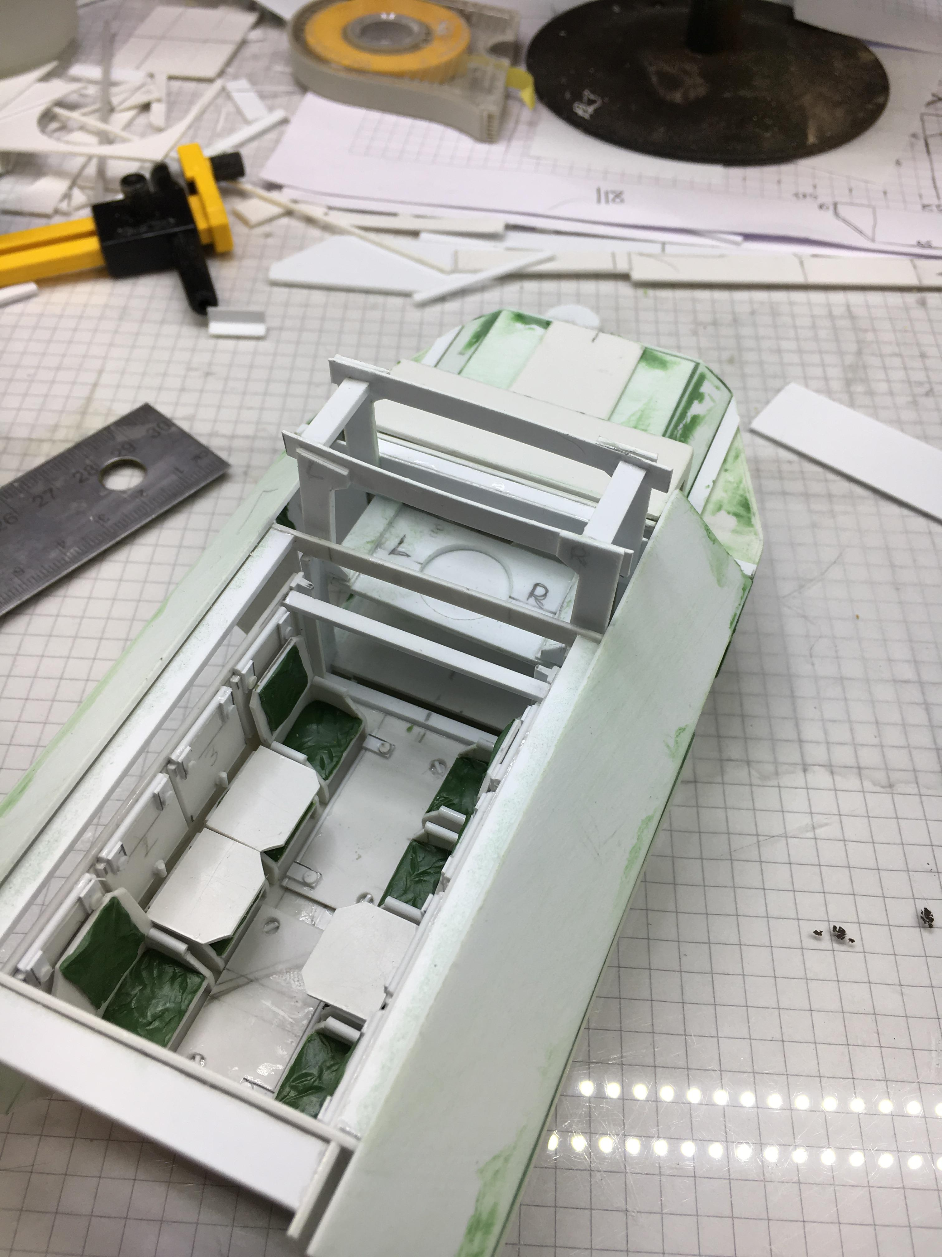 slide-in compartment