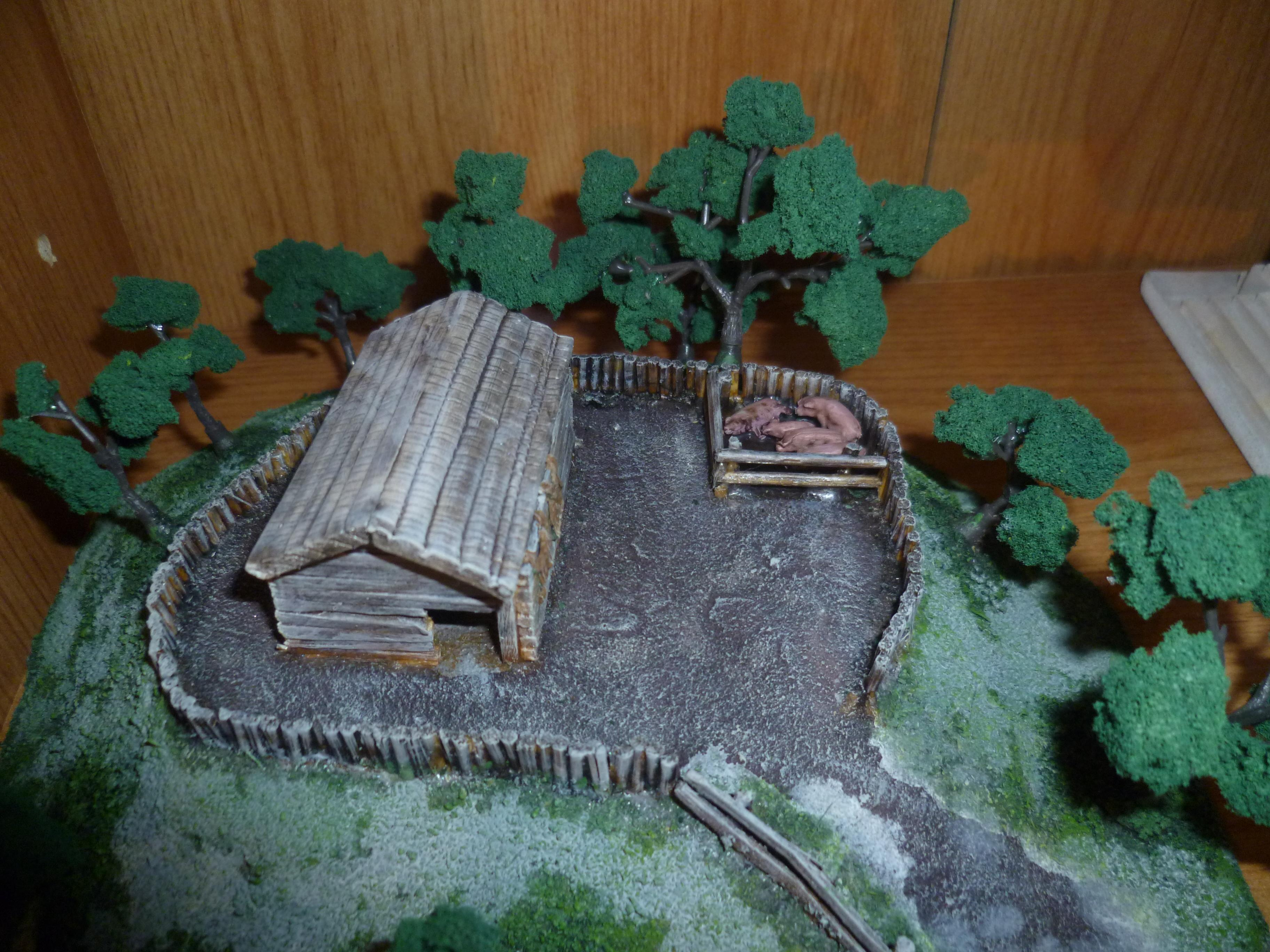 10mm, Farm, Terrain