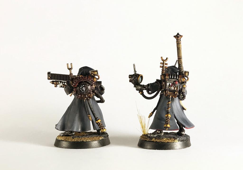 Adeptus Mechanicus, Admech, Arc Rifle, Galvanic Rifle, Kill Team, Omnispex, Rangers, Skitarii, Warhammer 40,000