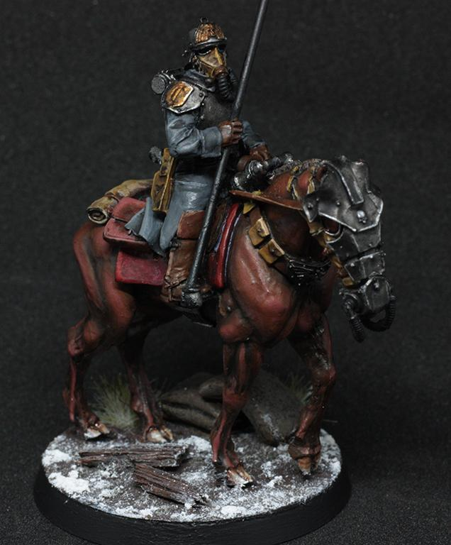 Death Korps of Krieg, Death Rider