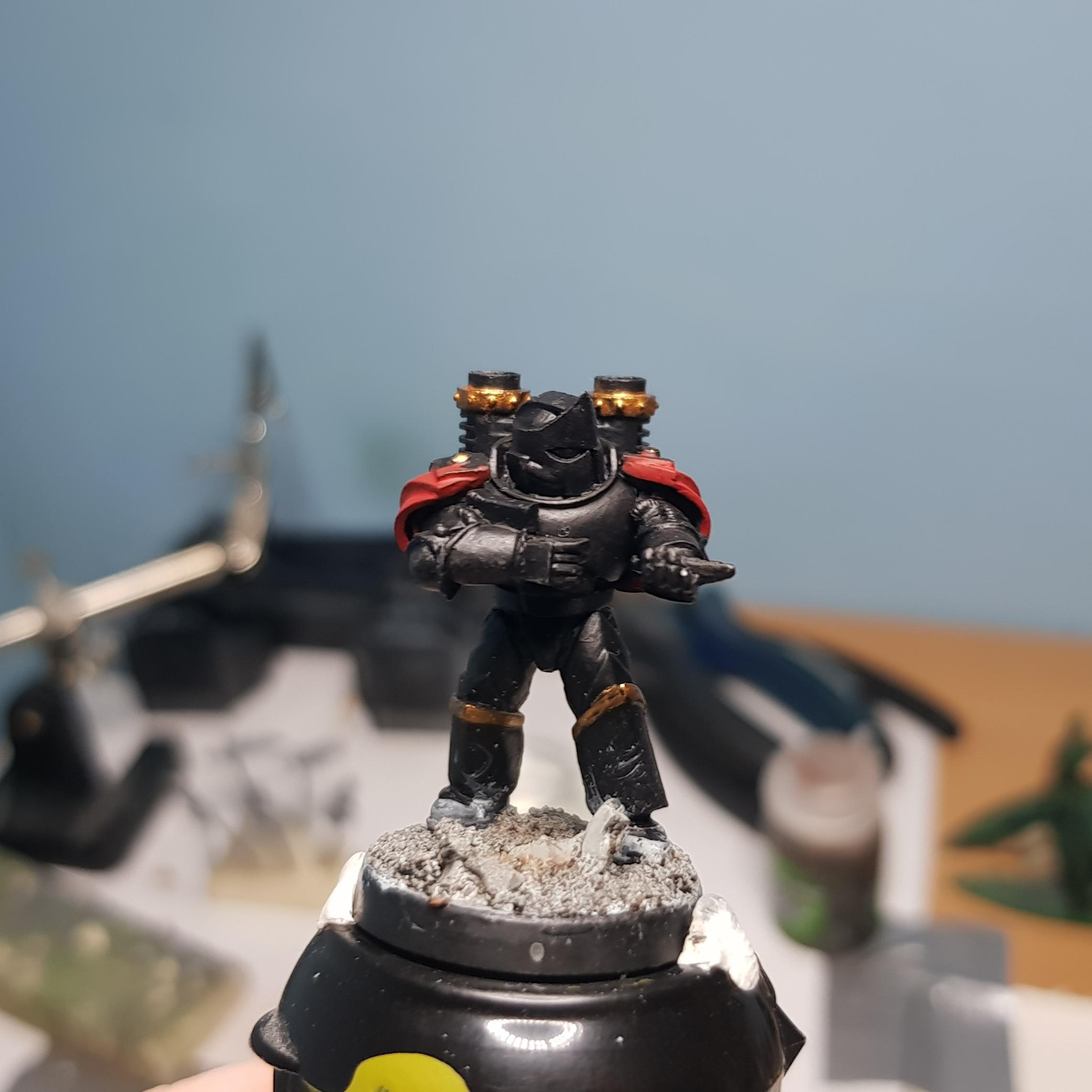 Steam Lord WIP
