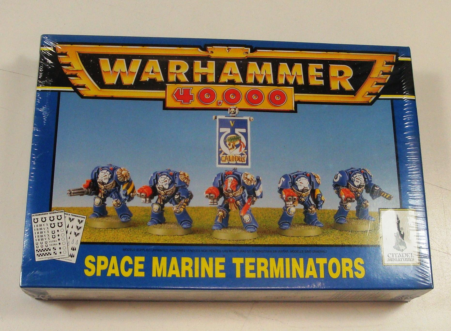 Adeptus Astartes, Astartes, Blood Angels, Dreadnought, Imperial Fists, Predator, Razorback, Rhino, Rogue Trader, Sale, Space Marines, Terminator Armor, Terminator Box, Whirlwind