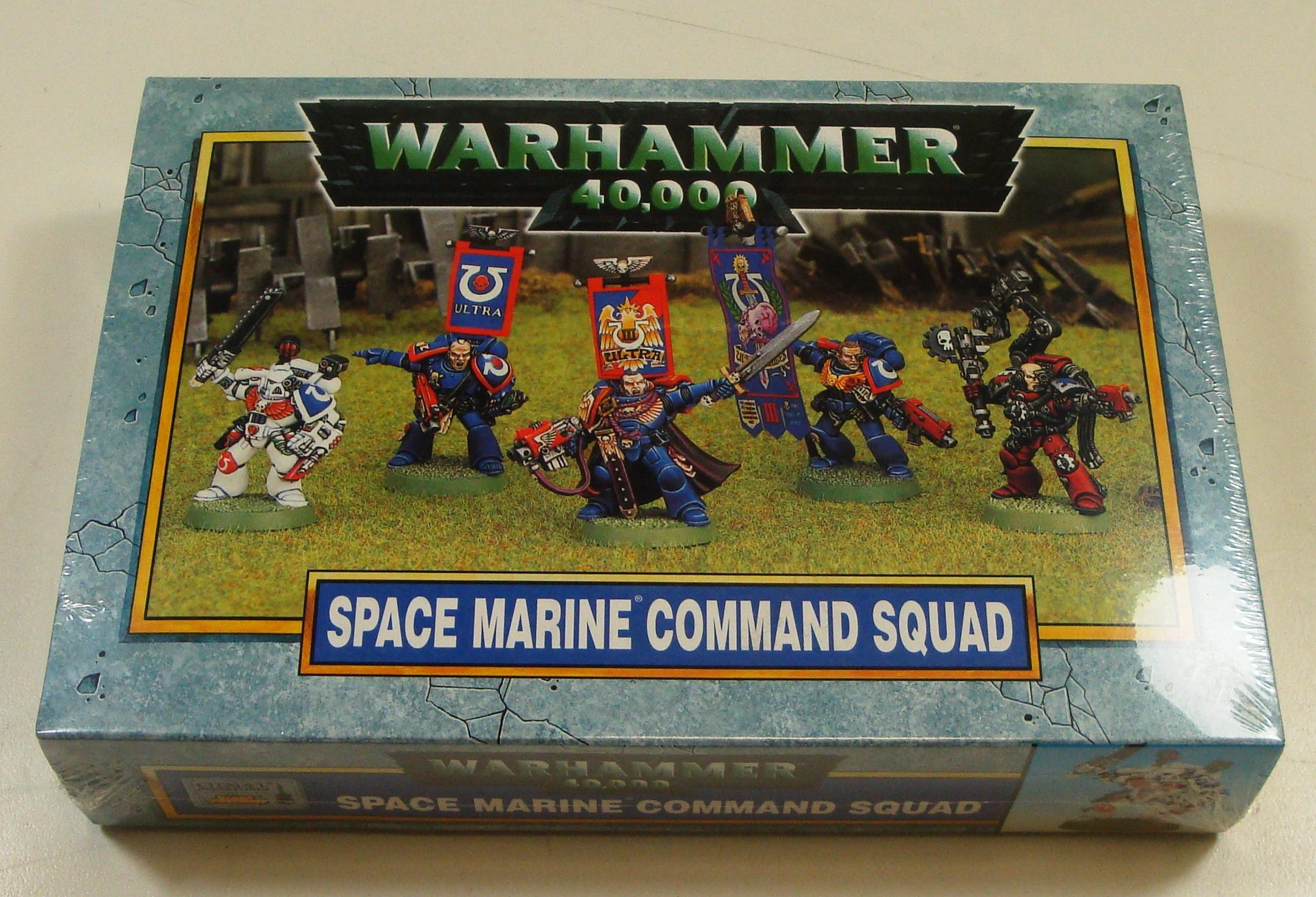 Adeptus Astartes, Astartes, Blood Angels, Dreadnought, Imperial Fists, Predator, Razorback, Rhino, Rogue Trader, Sale, Space Marine Command Squad, Space Marines, Whirlwind