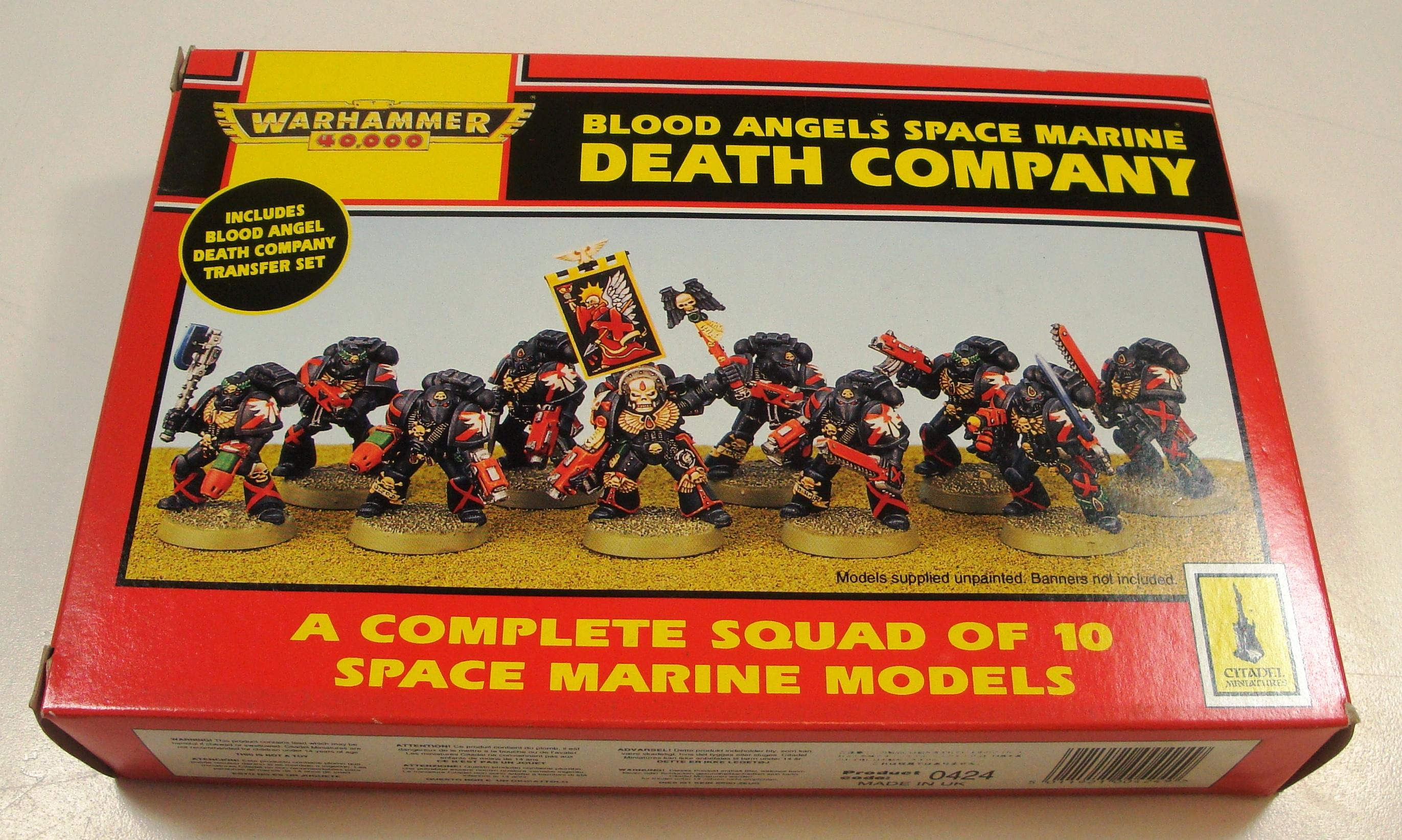 Adeptus Astartes, Astartes, Blood Angels, Death Company, Dreadnought, Imperial Fists, Predator, Razorback, Rhino, Rogue Trader, Sale, Space Marines, Whirlwind