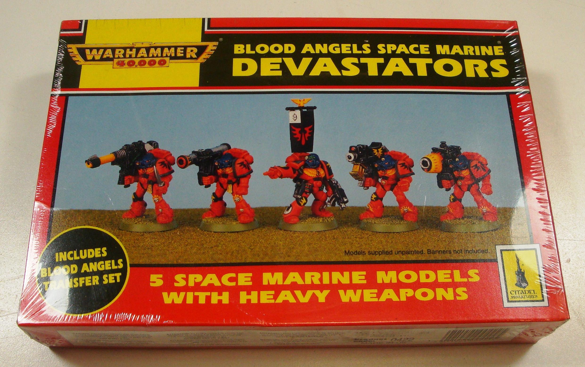 Adeptus Astartes, Astartes, Blood Angels, Devastator, Dreadnought, Imperial Fists, Predator, Razorback, Rhino, Rogue Trader, Sale, Space Marines, Whirlwind