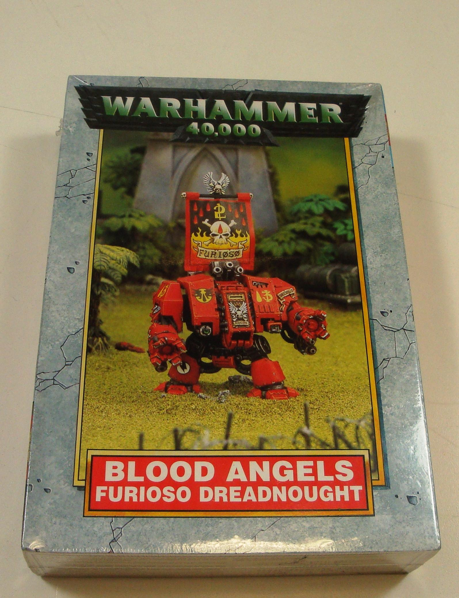 Adeptus Astartes, Astartes, Blood Angels, Dreadnought, Dreanought, Fursioso, Imperial Fists, Predator, Razorback, Rhino, Rogue Trader, Sale, Space Marines, Whirlwind
