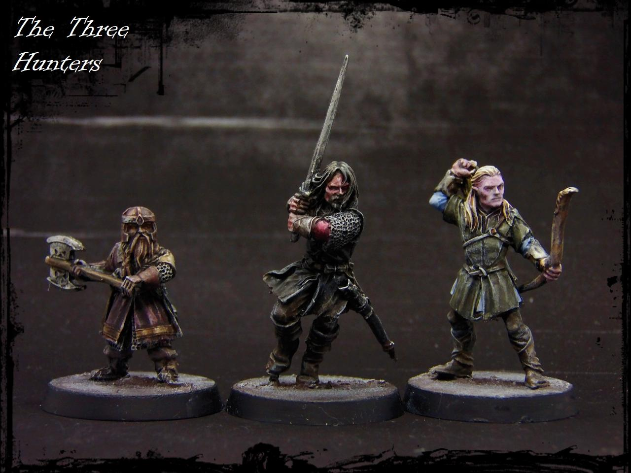 Fellowship Of The Ring, Games Workshop, Lord Of The Rings