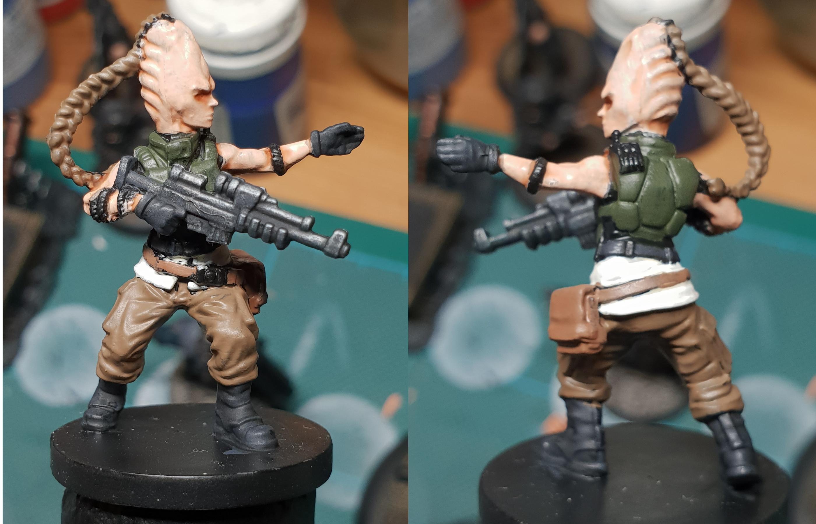 Imperial Assault, Rebel, Work In Progress