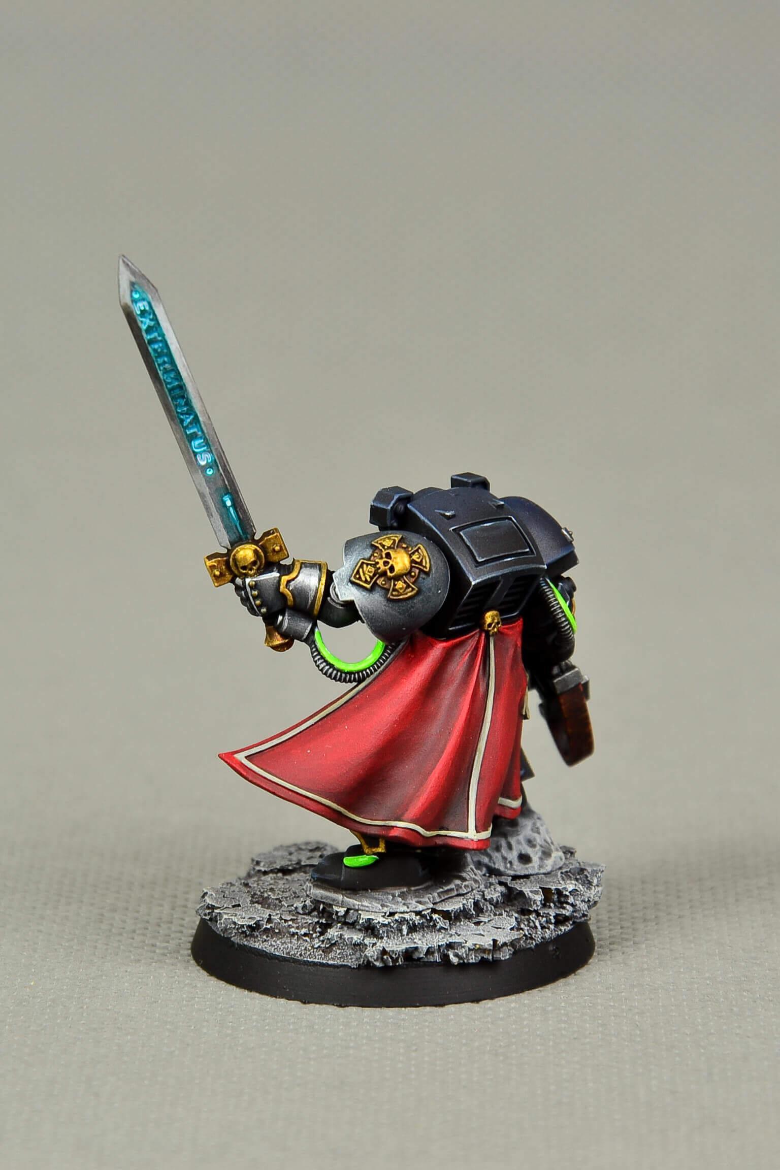 Cassius, Deathwatch, Killteam, Warhammer 40,000