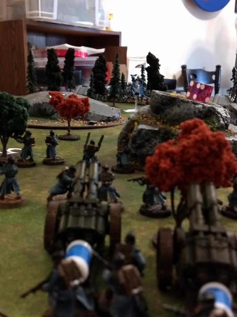 Aeldari, Astra Militarum, Battle Report, Eldar, Imperial Guard