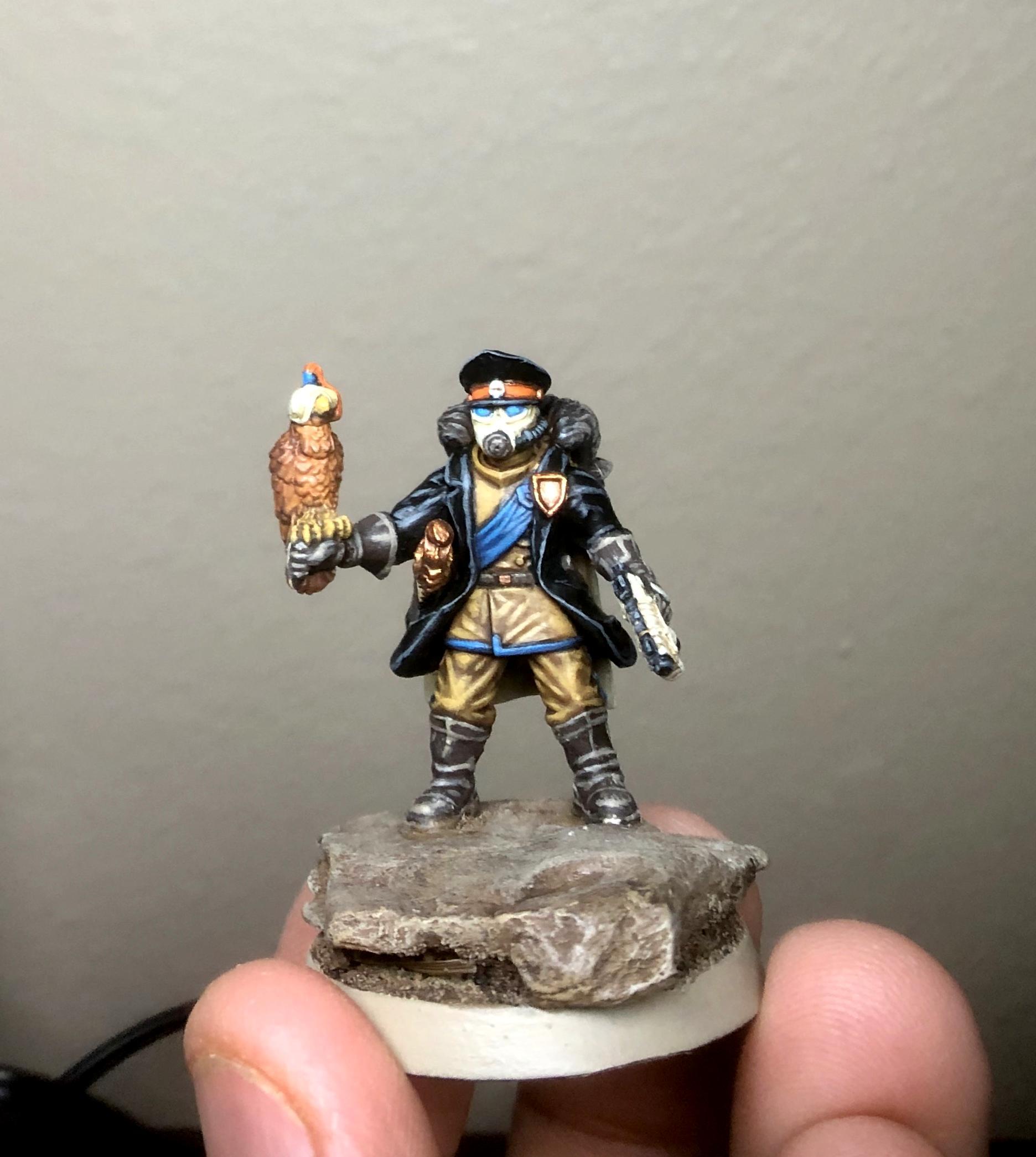 Drop Troops, Force Commander, Imperial Guard