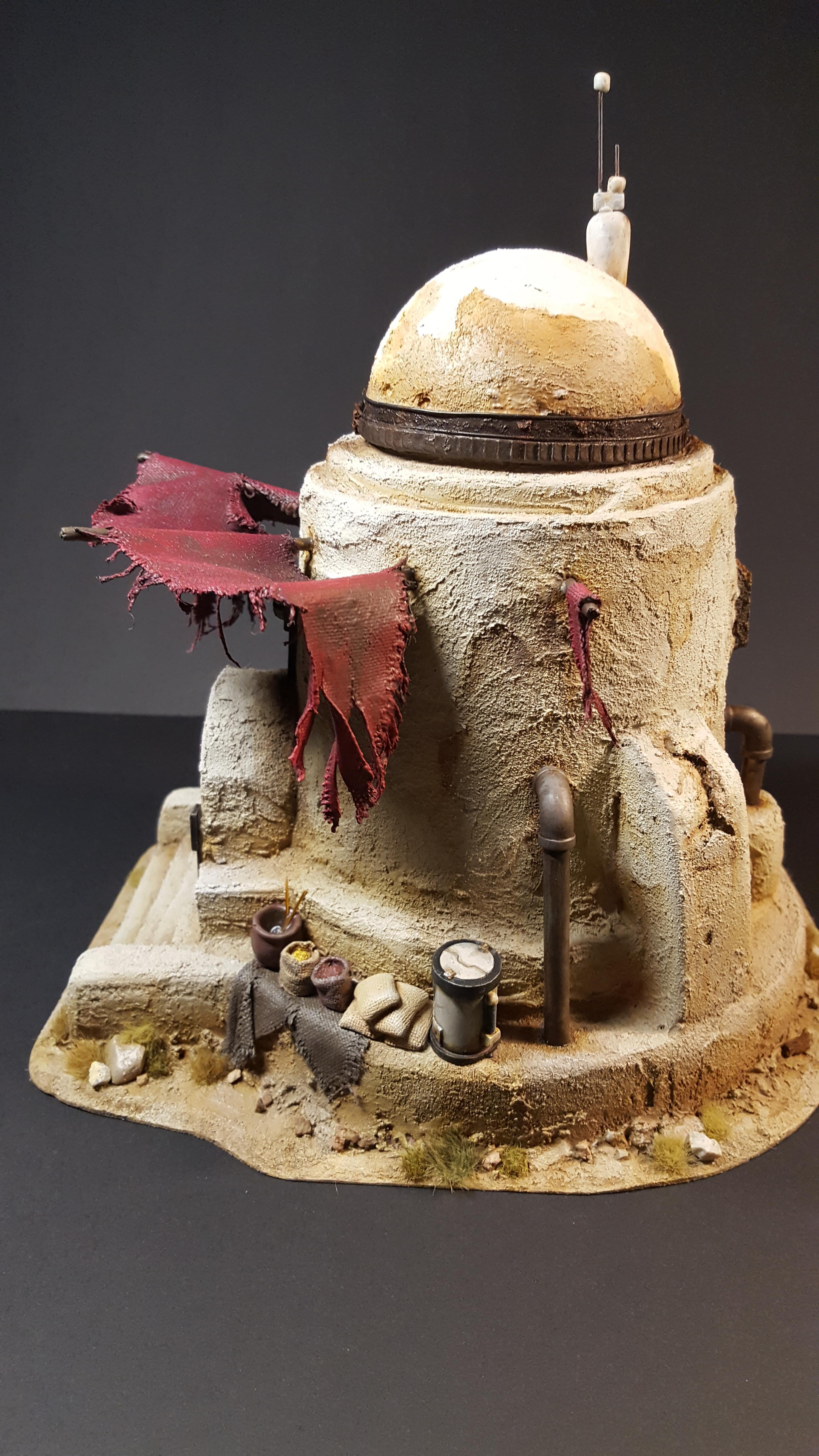 Desert, Sci Fi, Star Wars, Swlegion, Tatooine, Terrain