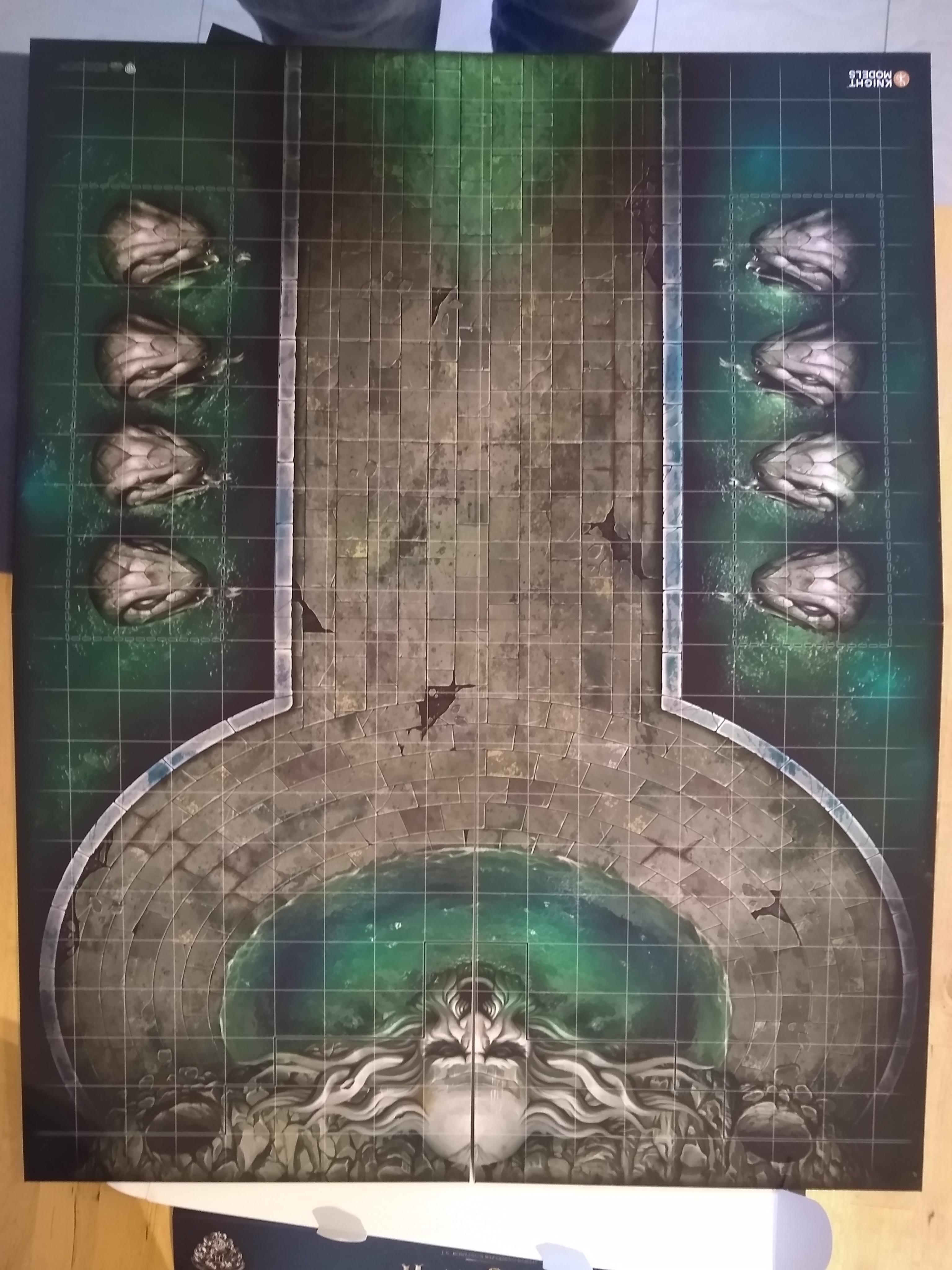 Chamber of Secrets boards