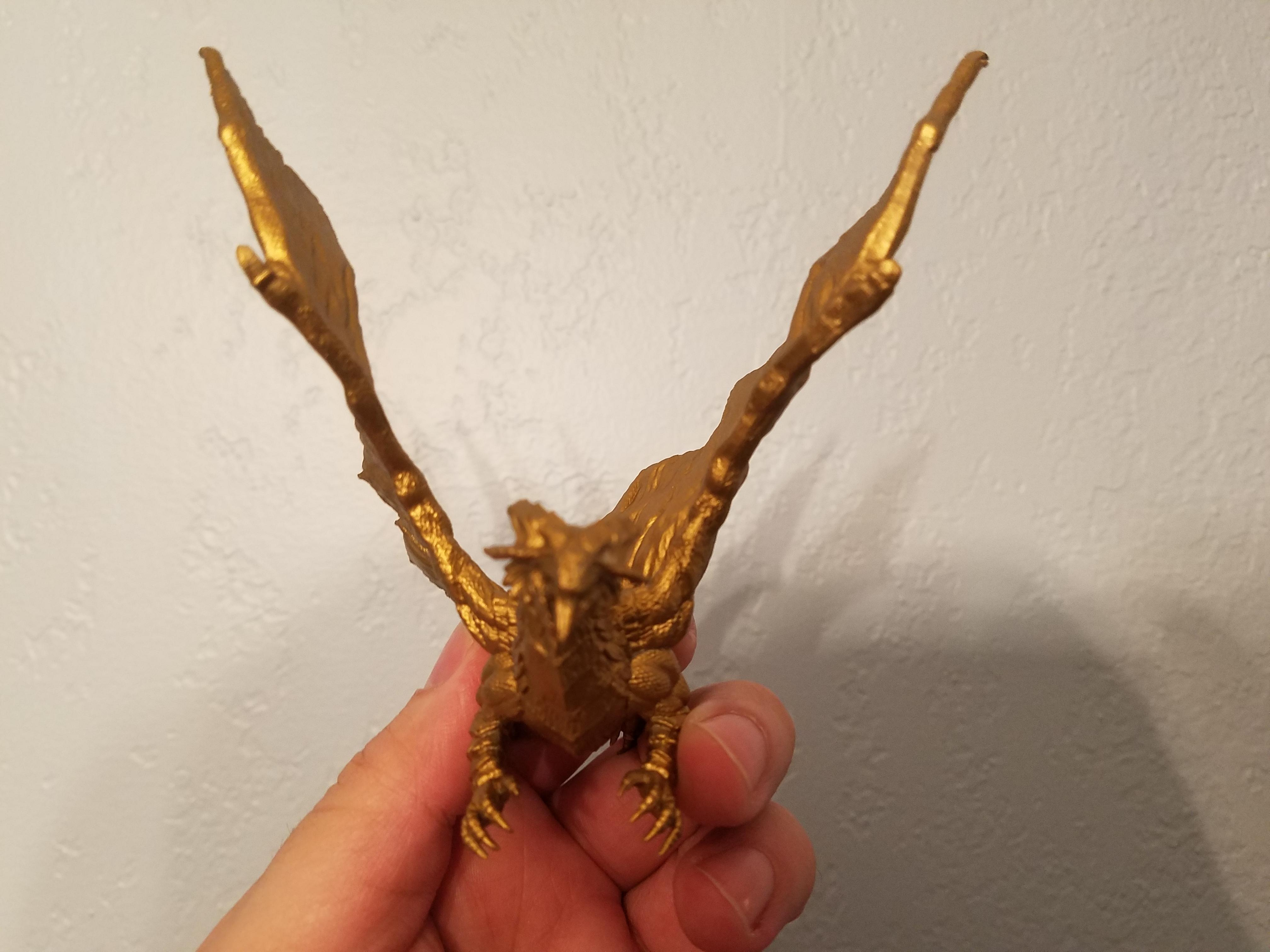 Goldenclaw 04