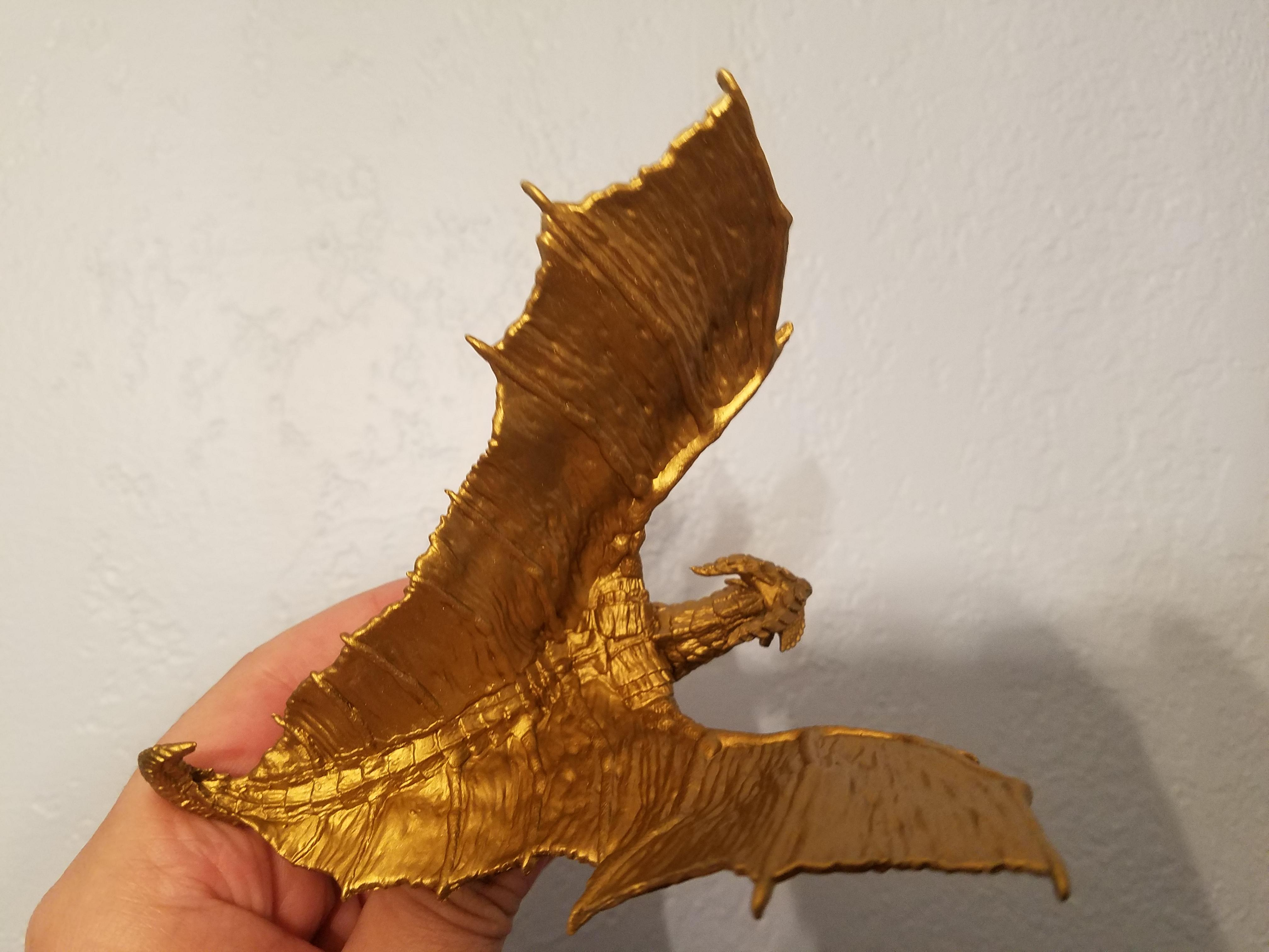 Goldenclaw 06