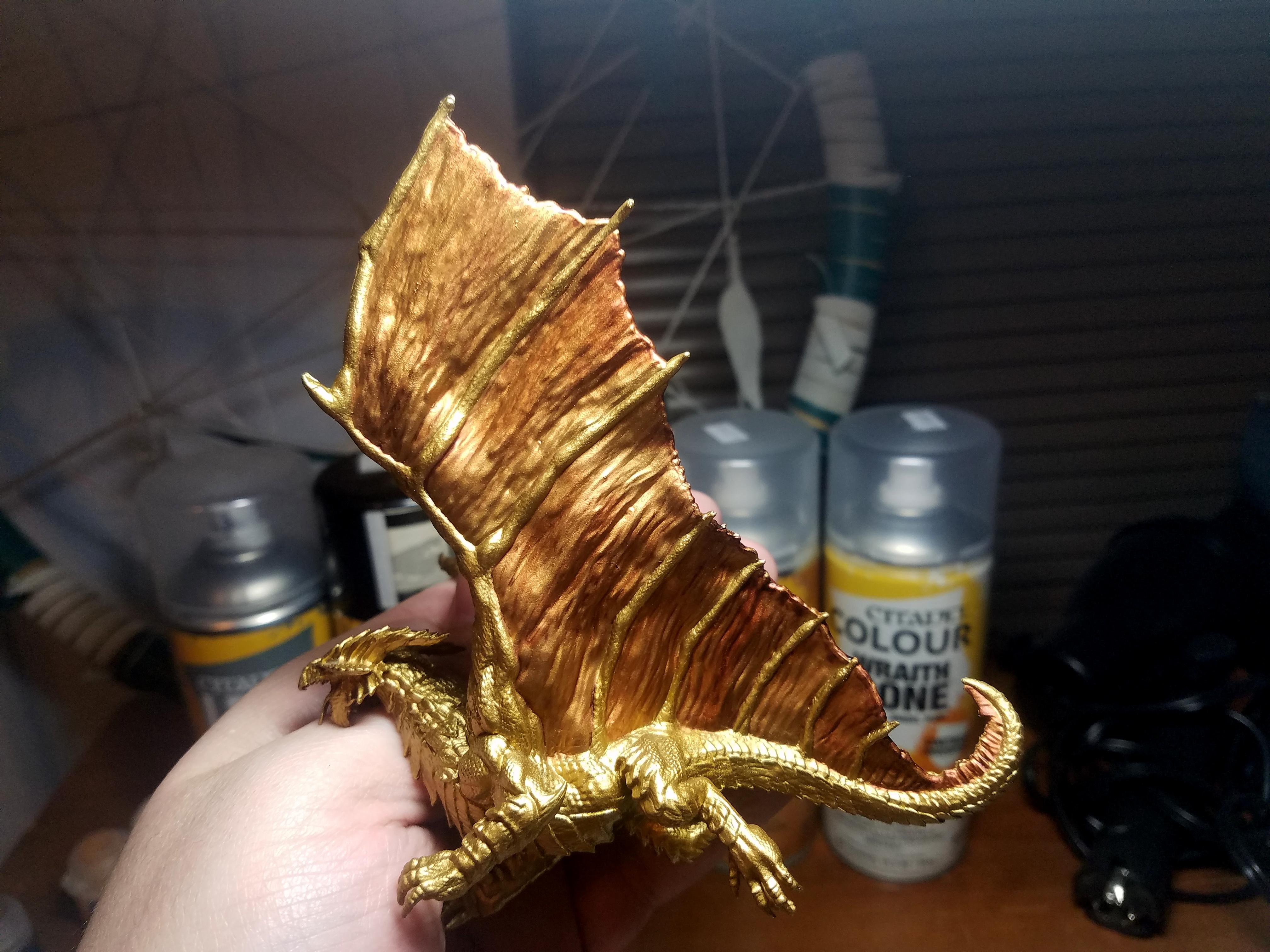 Goldenclaw 09
