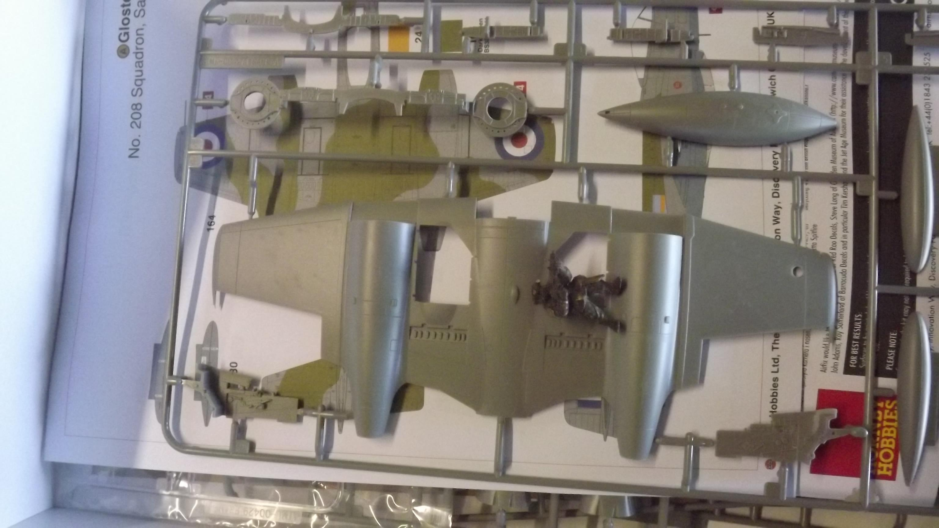 Conversion, Jet, Meteor, Wingspan