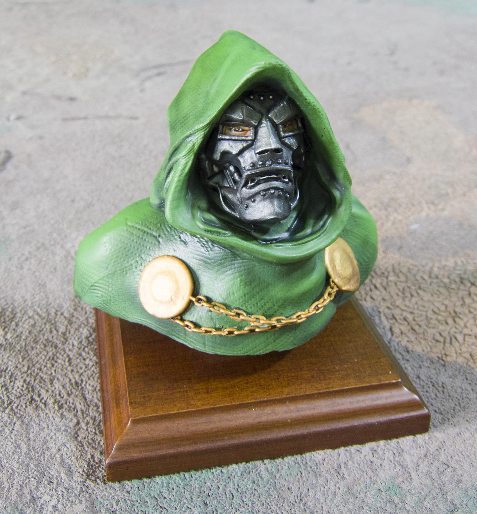 3d Printing, Anycubic Photon, Dlp, Dr Doom, Dr. Doom, Gambody, Kneel Before Doom, Resin