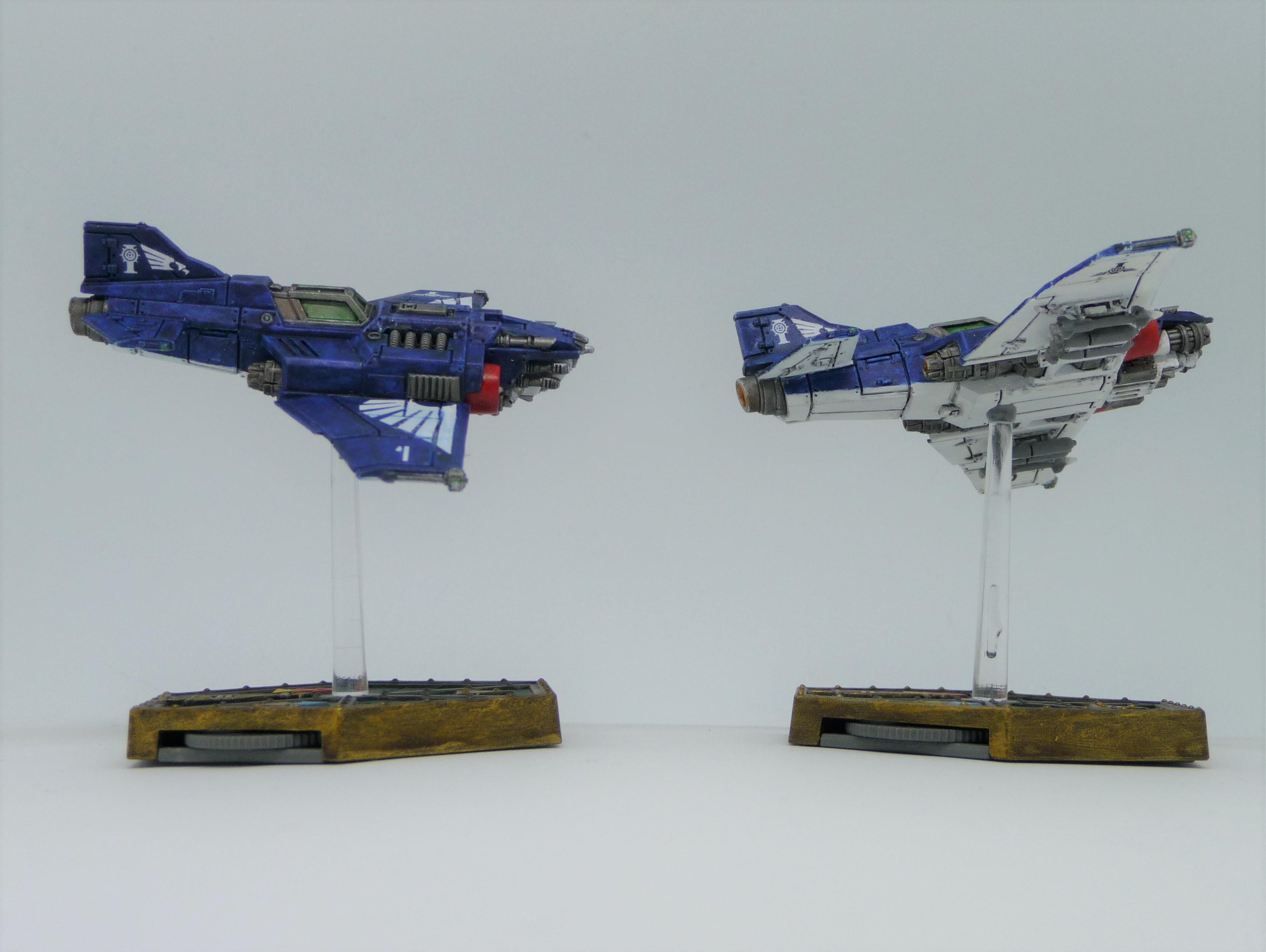 Aeronautica Imperialis, Imperial Navy, Thunderbolts