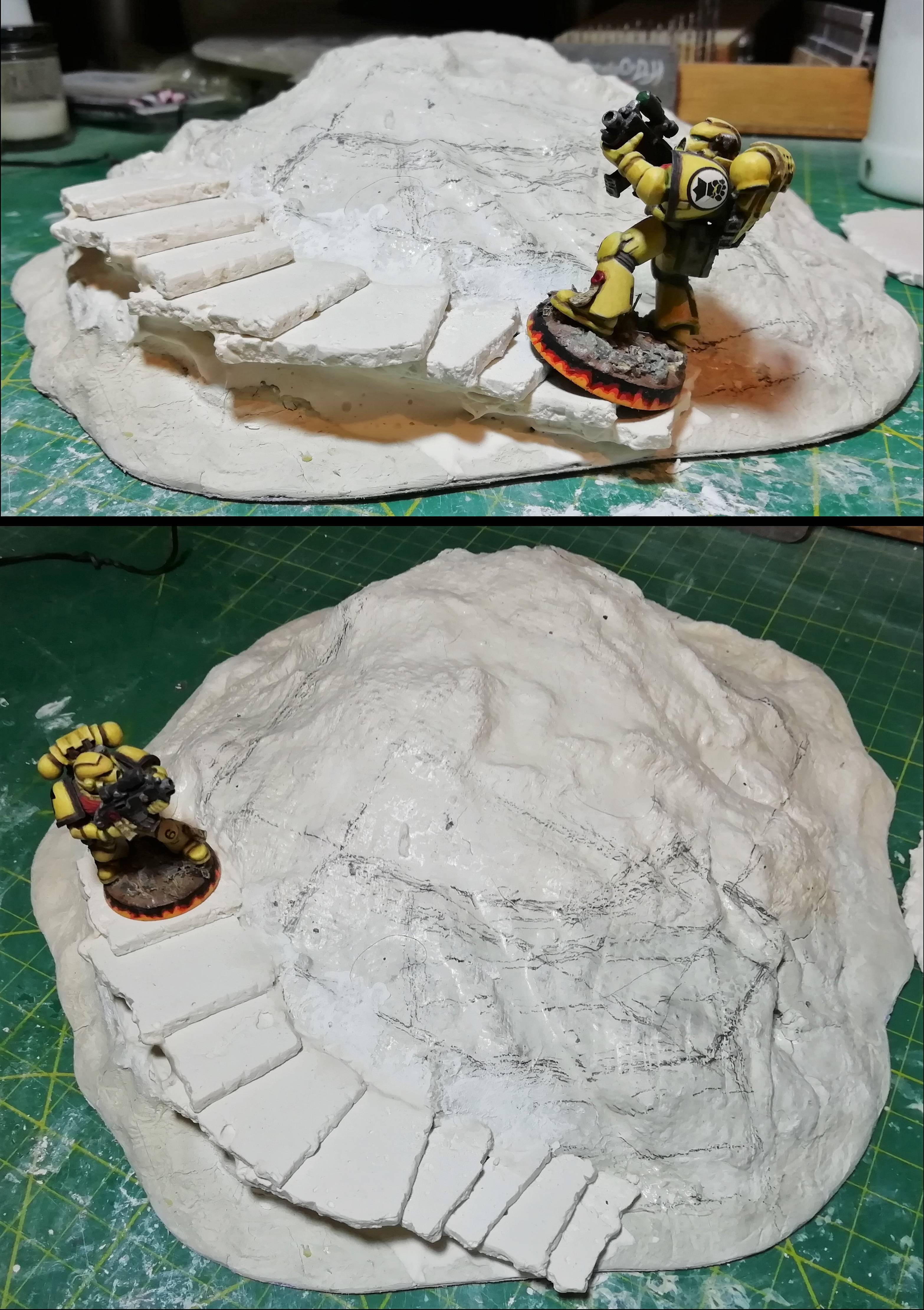 Mound wip 2