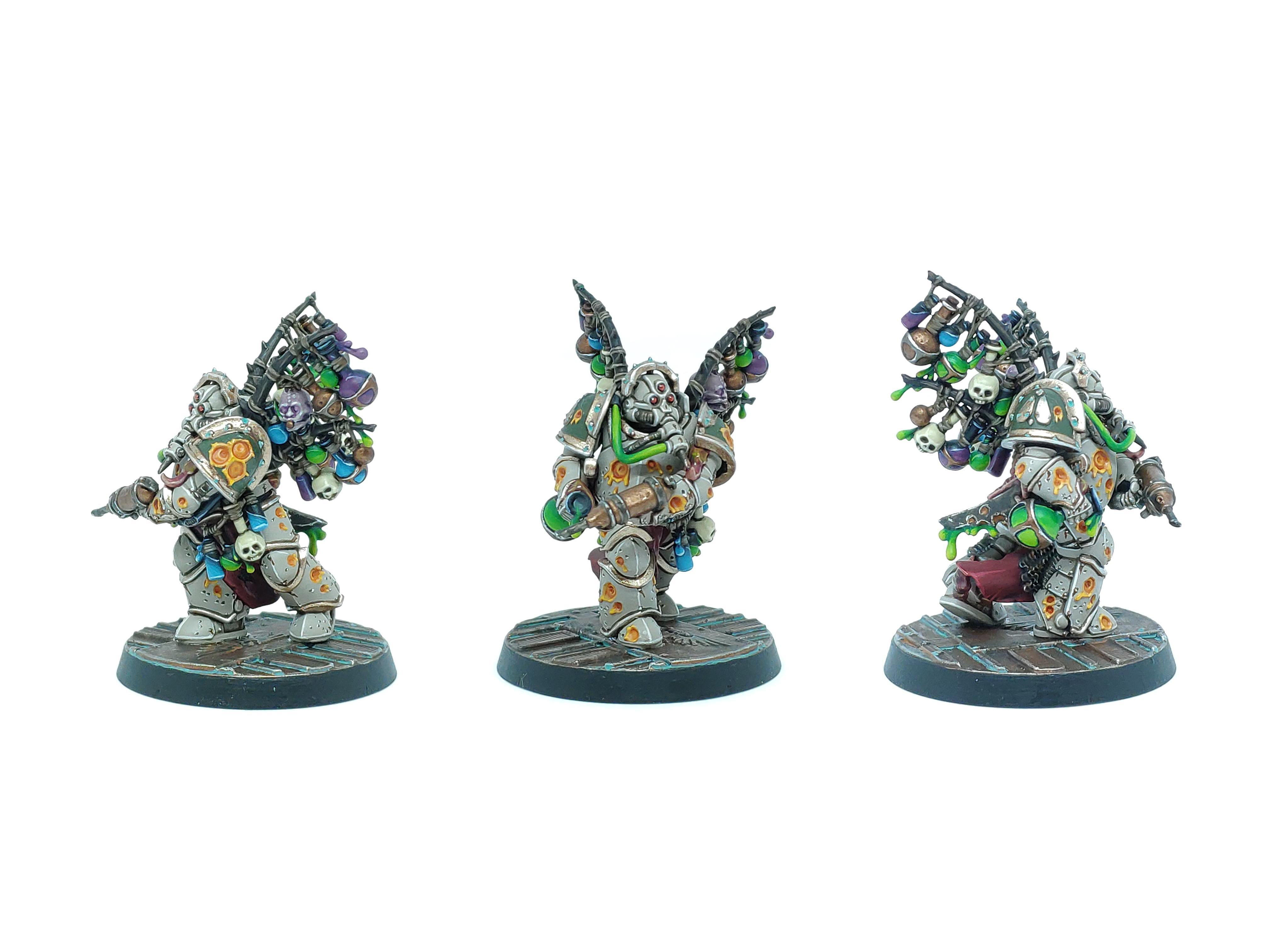 Biologus Putrifier, Chaos, Citadel, Death Guard, Nurgle, Warhammer 40,000, Warhammer Fantasy