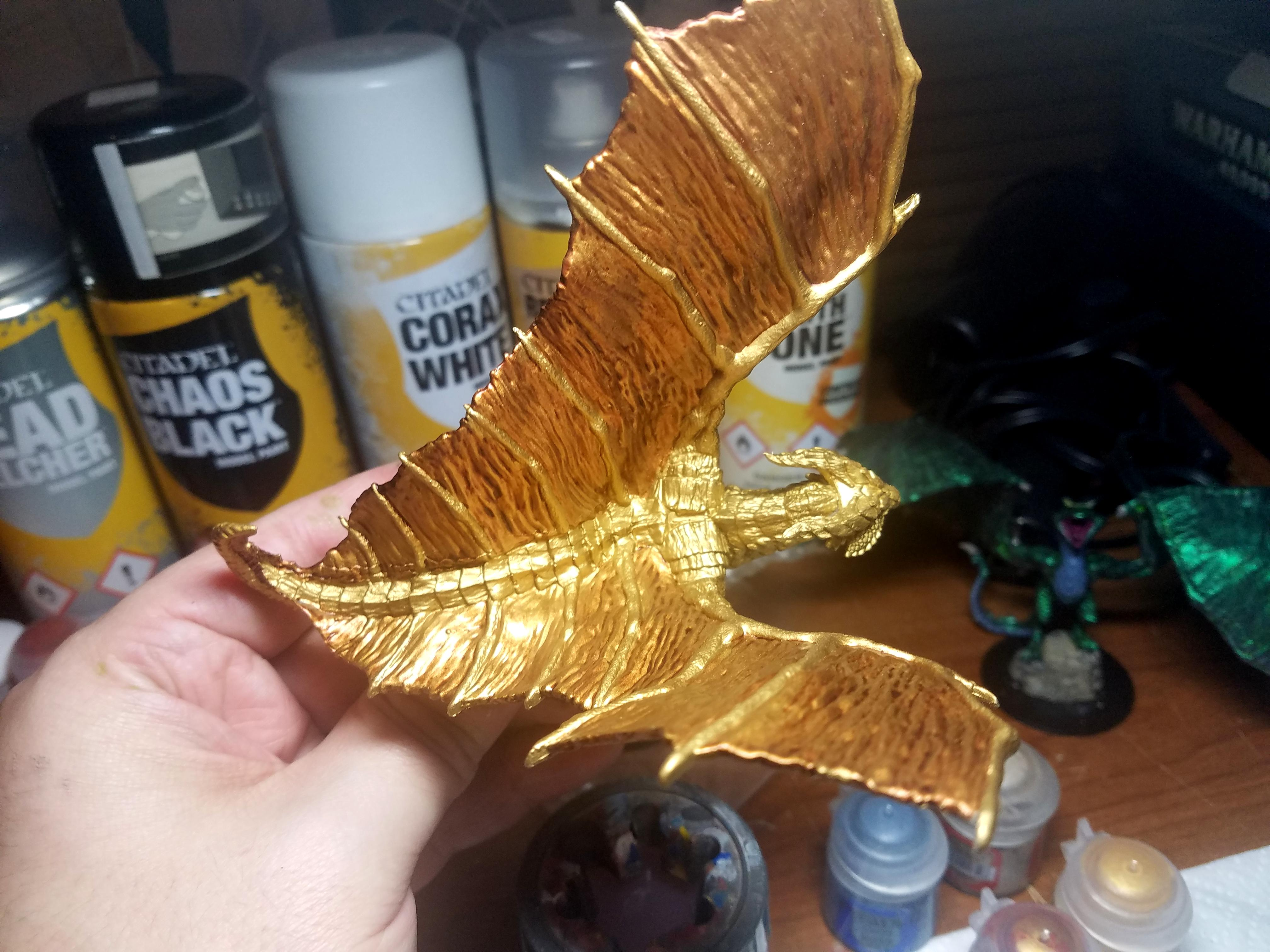 Goldenclaw 10