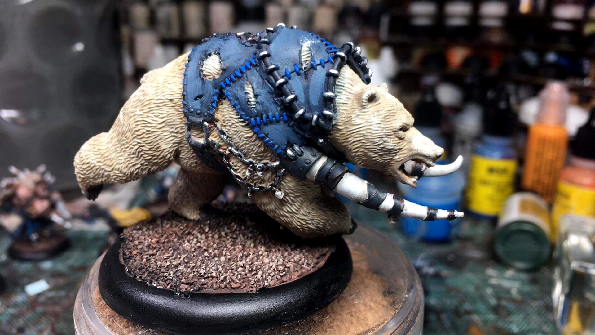 Bear, Bjorn, Panzer
