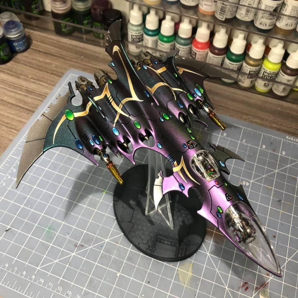 Eldar, Fighter, Gems, Hunter, Warhammer 40,000