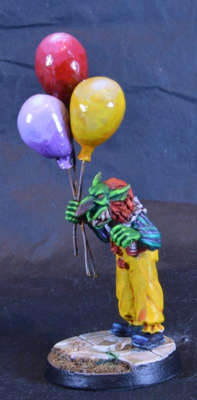 Clown, Grots, Halloween, Orks, Pennywise