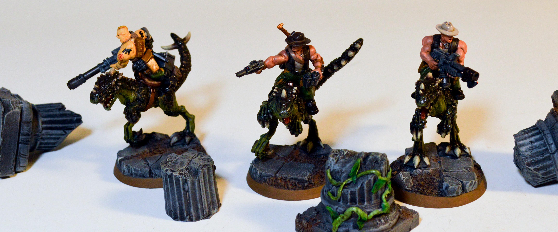 Astra Militarum, Catachan, Imperial Guard, Rough Riders