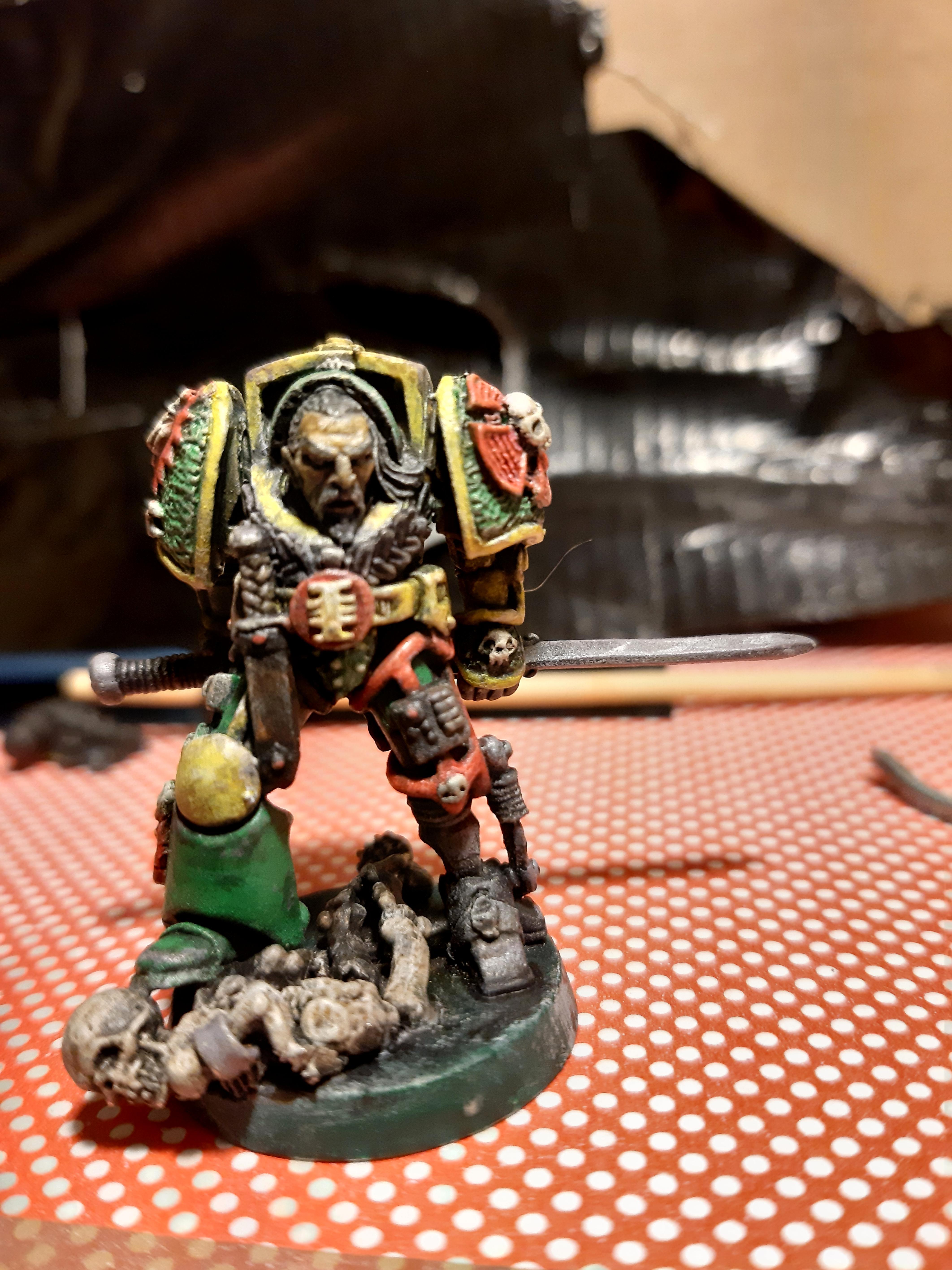 Inquisitor, Rogue Trader, Terminator Armor