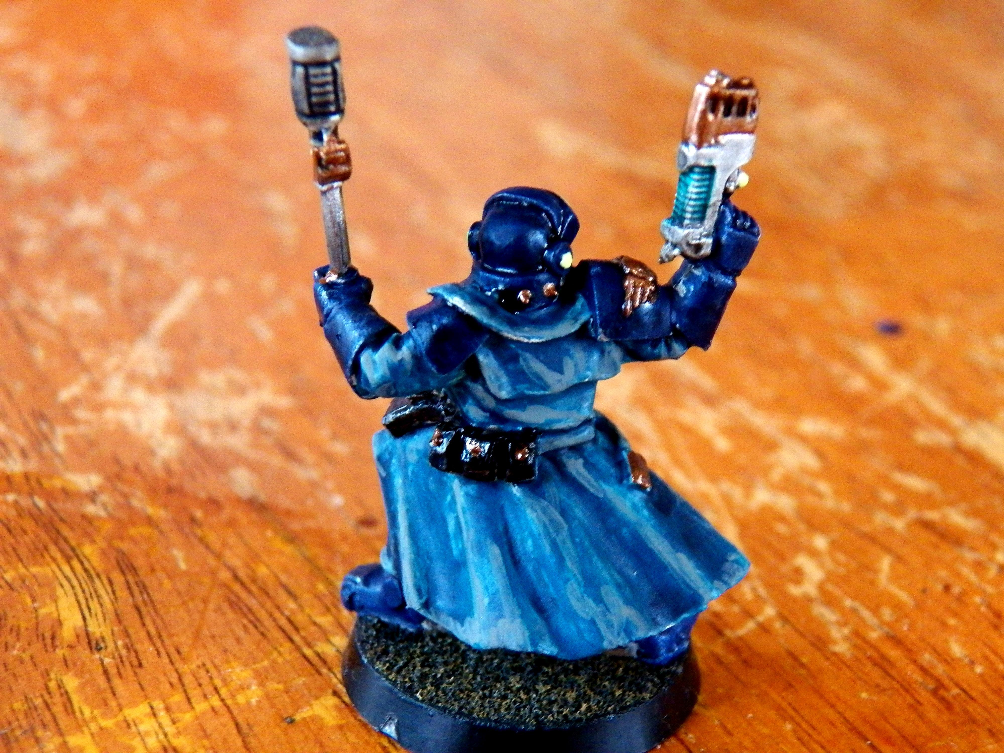 Adeptus Arbites, Enforcer, Necromunda