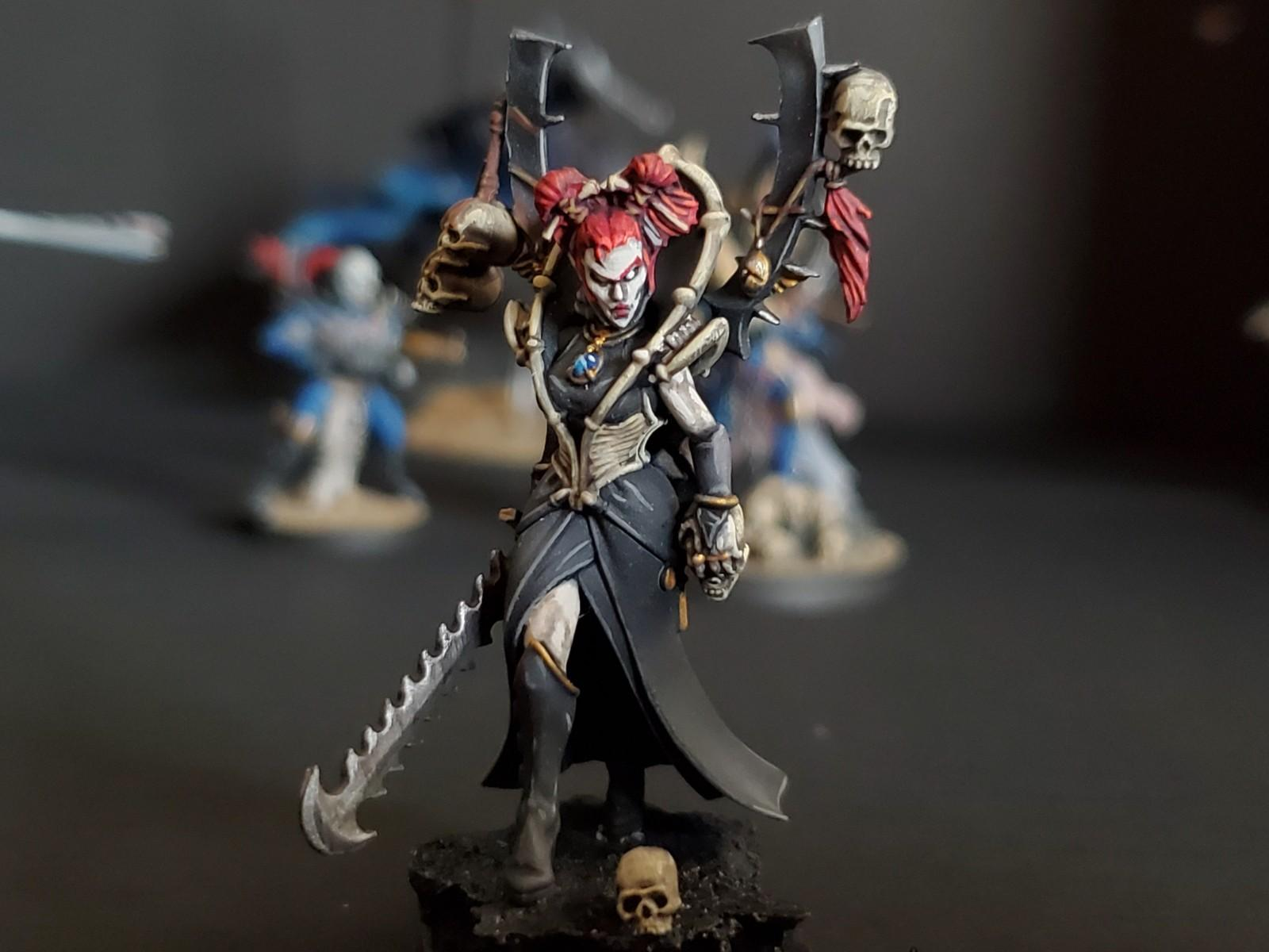 Conversion, Dark Eldar