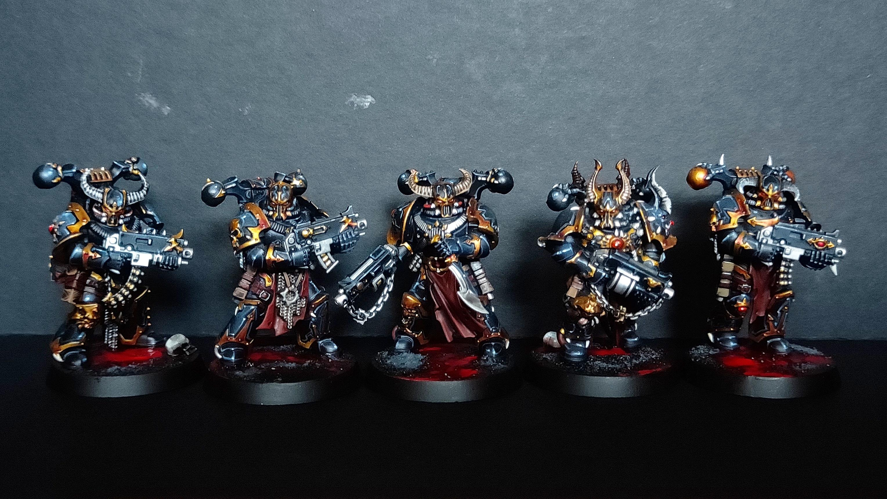 Black Legion, Chaos, Chaos Knight, Chaos Space Marines, Chaos Undivided, Heretic Astartes, Sin Eaters, Warhammer 40,000